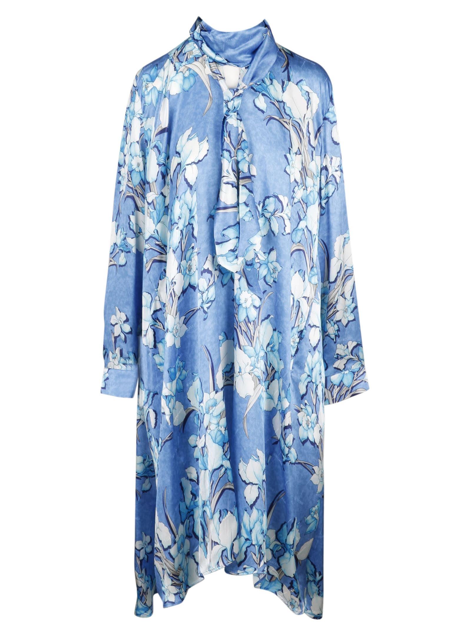 Balenciaga Vareuse Dress