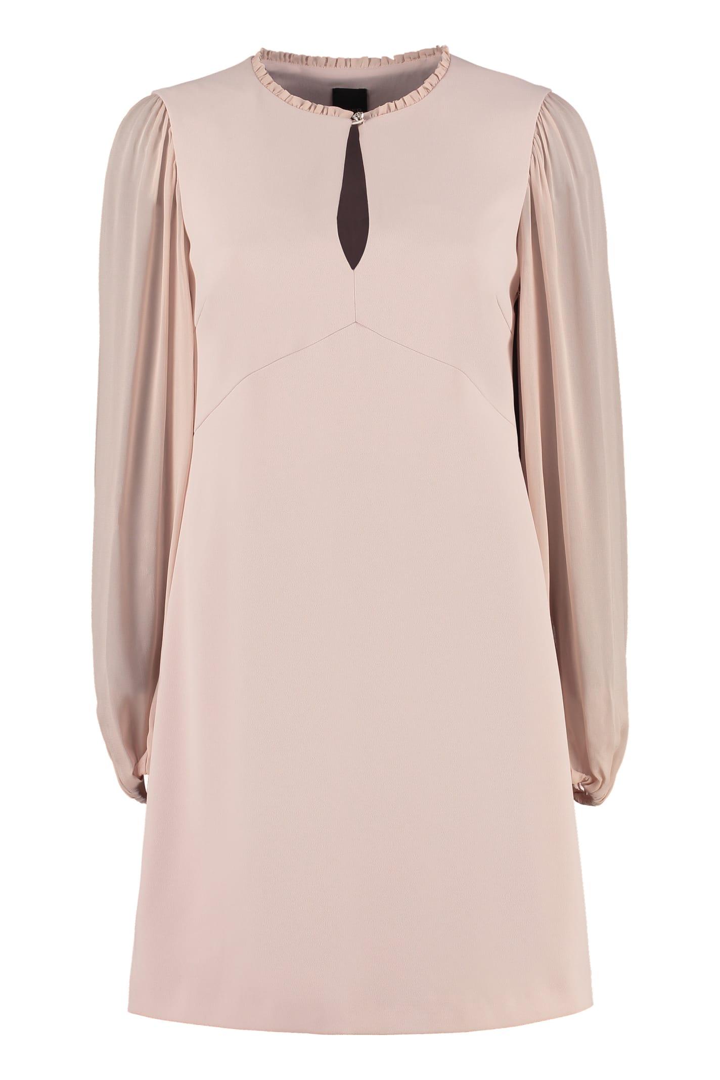 Buy Pinko Pan Di Spagna Cady Mini Dress online, shop Pinko with free shipping