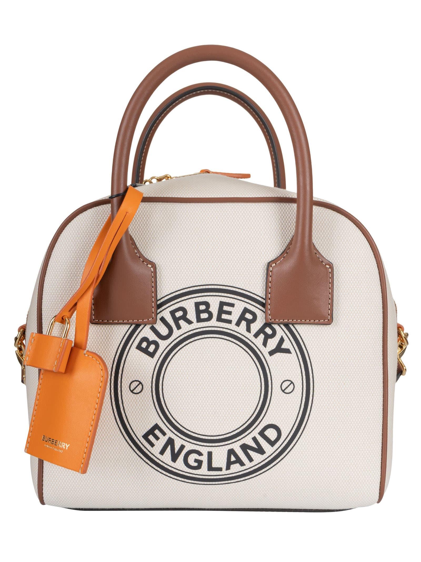 Burberry Cube Shoulder Bag