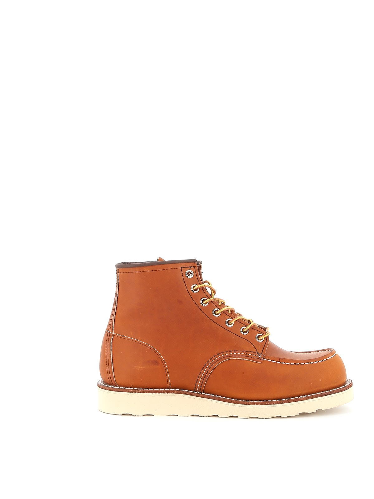 Red Wing Boot Leather Classic Moc Toe Oro Legacy