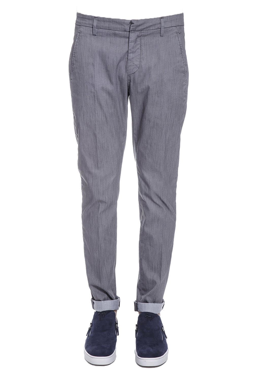 Dondup Gaubert Cotton Trousers