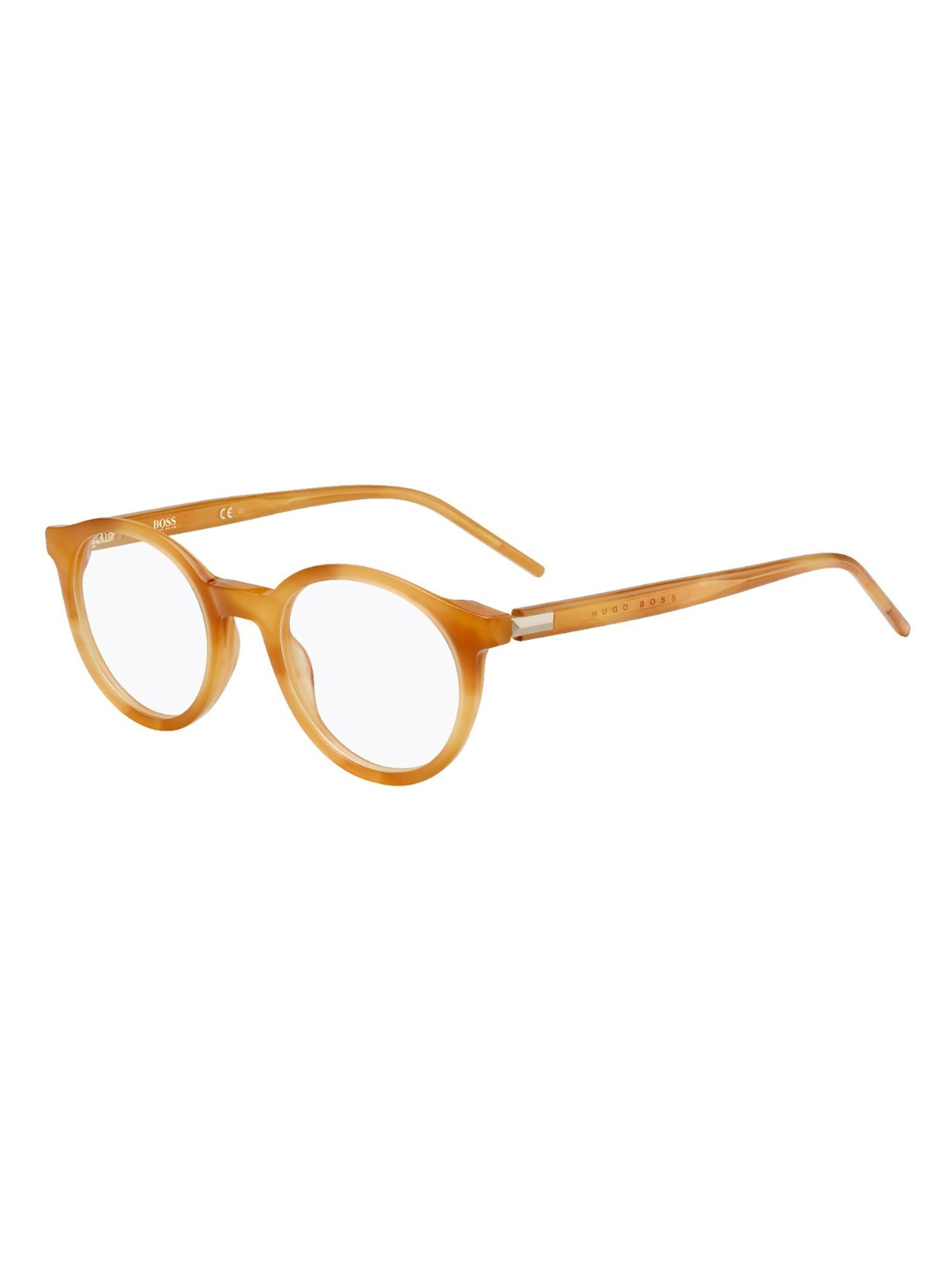 Hugo Boss Boss 1155 Eyewear In Havana Honey