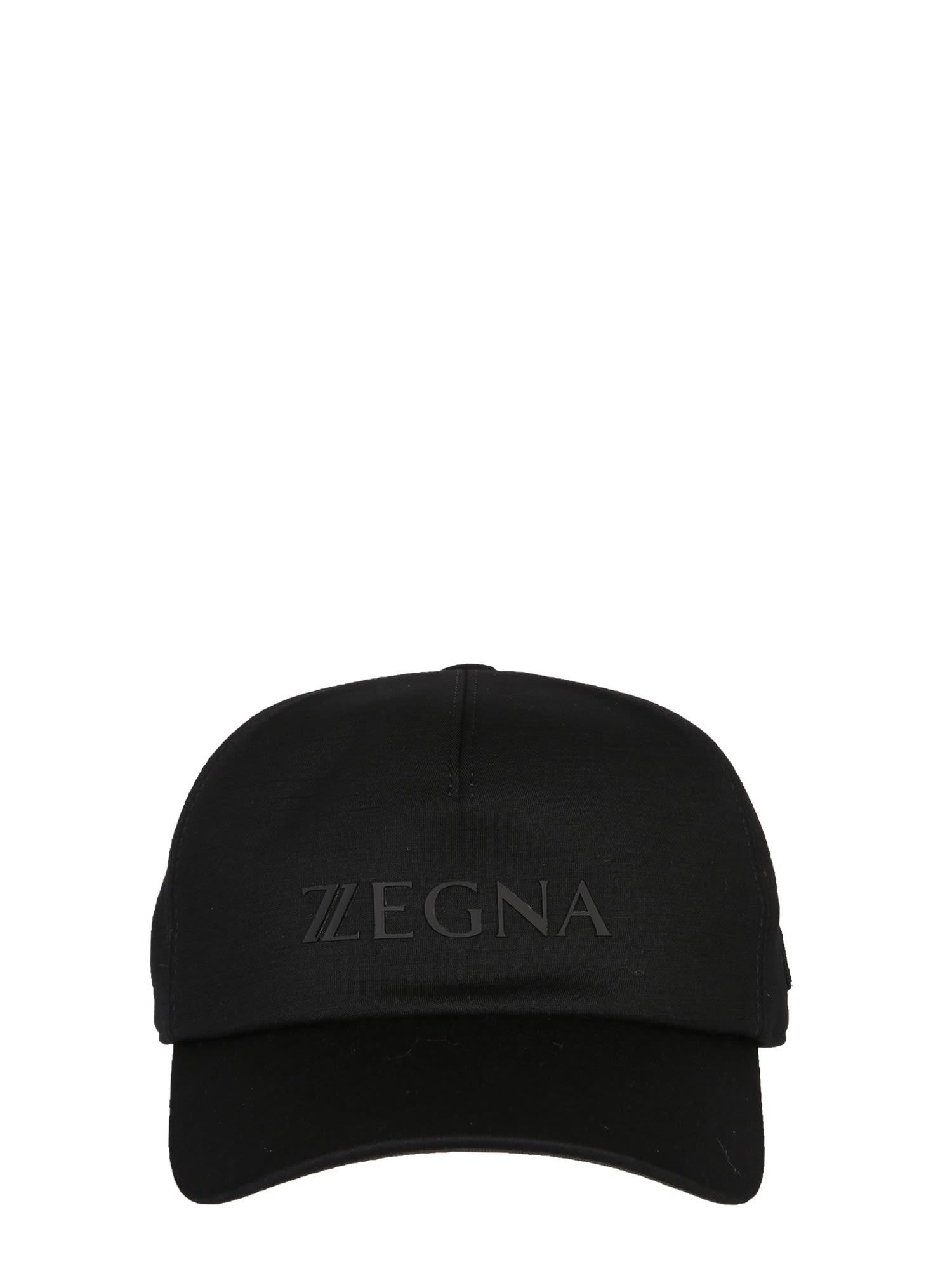 Z Zegna Baseball Cap