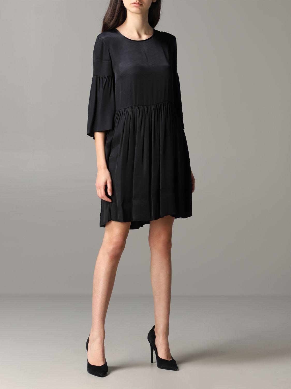 Buy Be Blumarine Dress Be Blumarine Short Dress online, shop Be Blumarine with free shipping