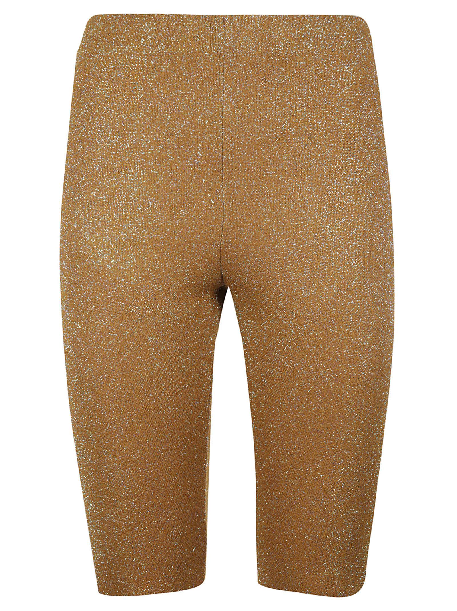 Embellished Short Leggings