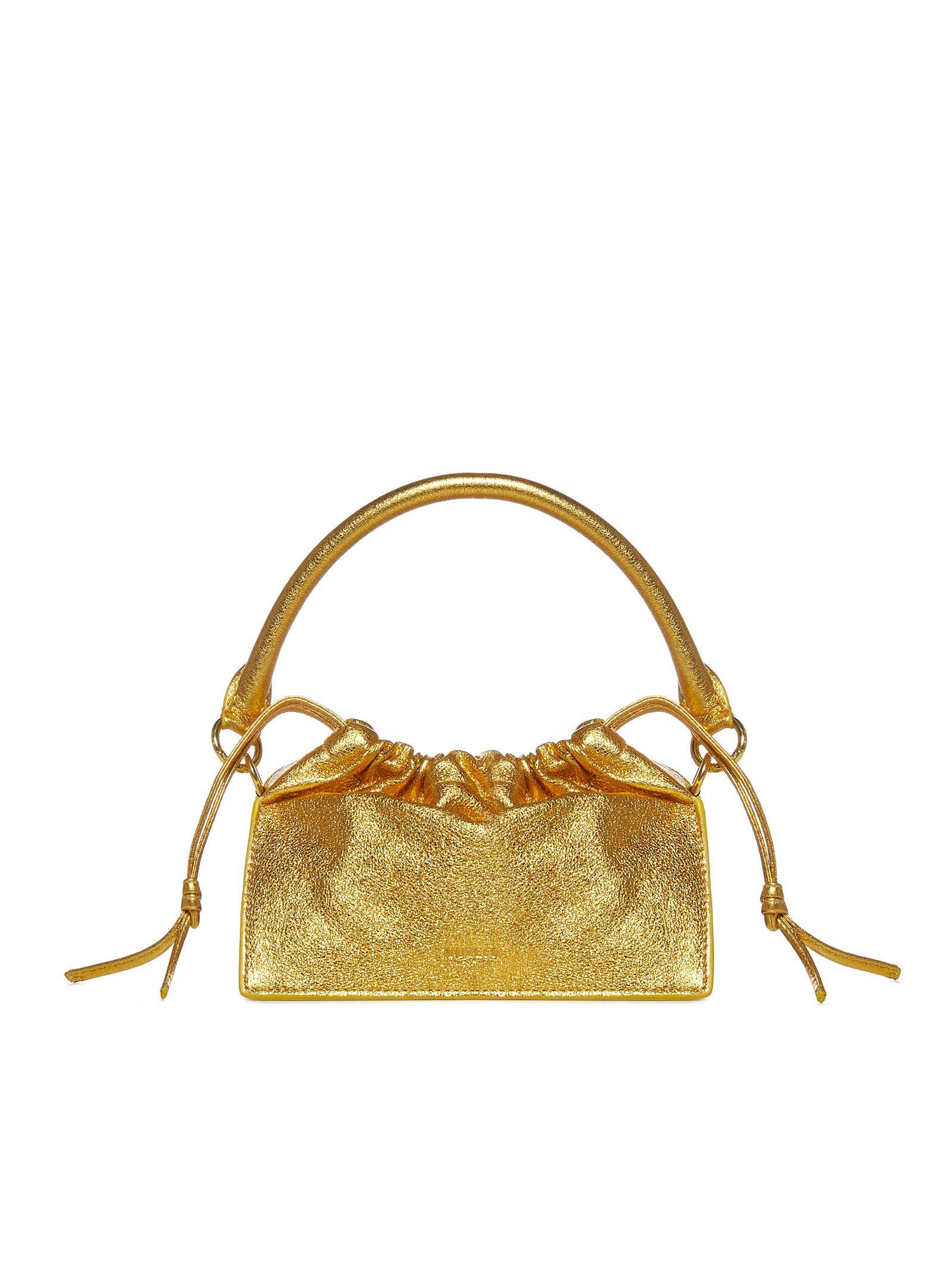 YUZEFI Mini Bom Leather Bag