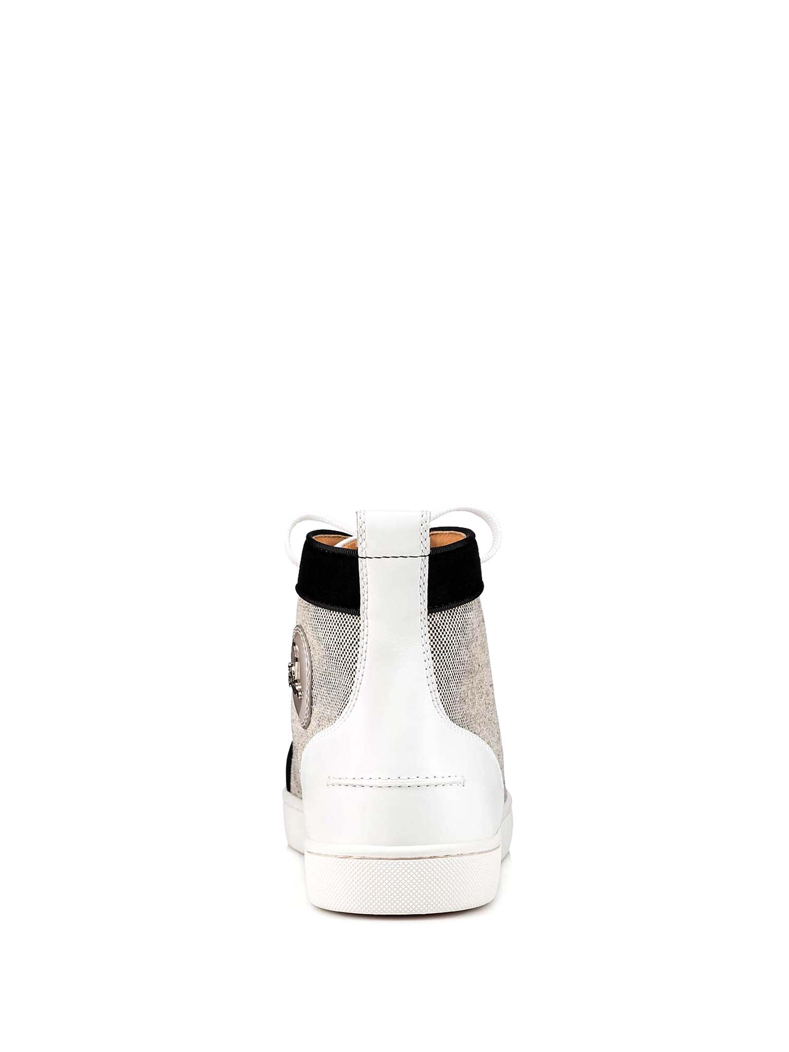 the latest 01b0d b96cc Christian Louboutin Louboutin Lou Spikes Orlato Sneakers