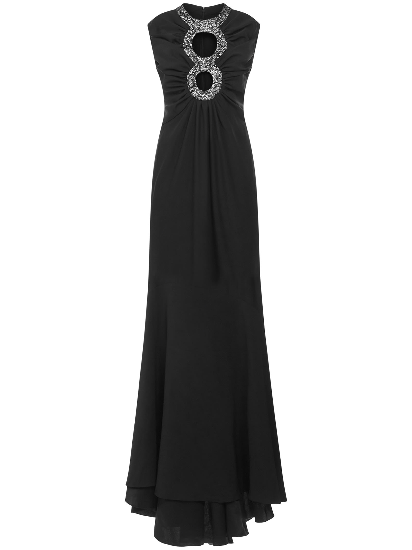 Buy Azzaro Helen Long Dress online, shop Azzaro with free shipping