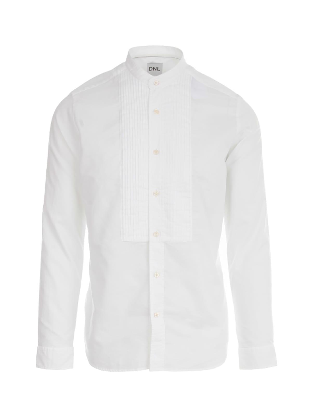 Korean Shirt W/plastron