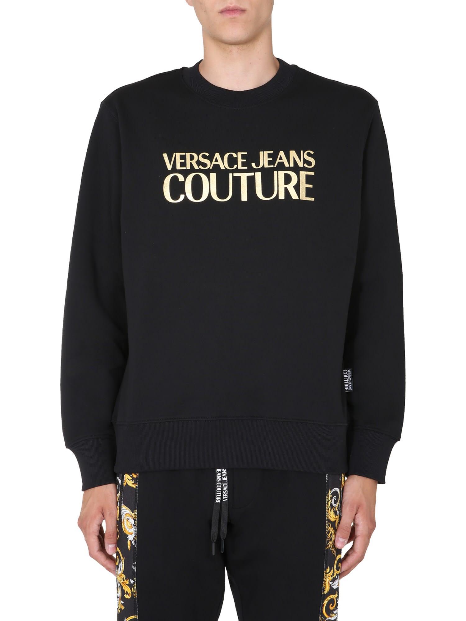 Versace Jeans Couture CREW NECK SWEATSHIRT
