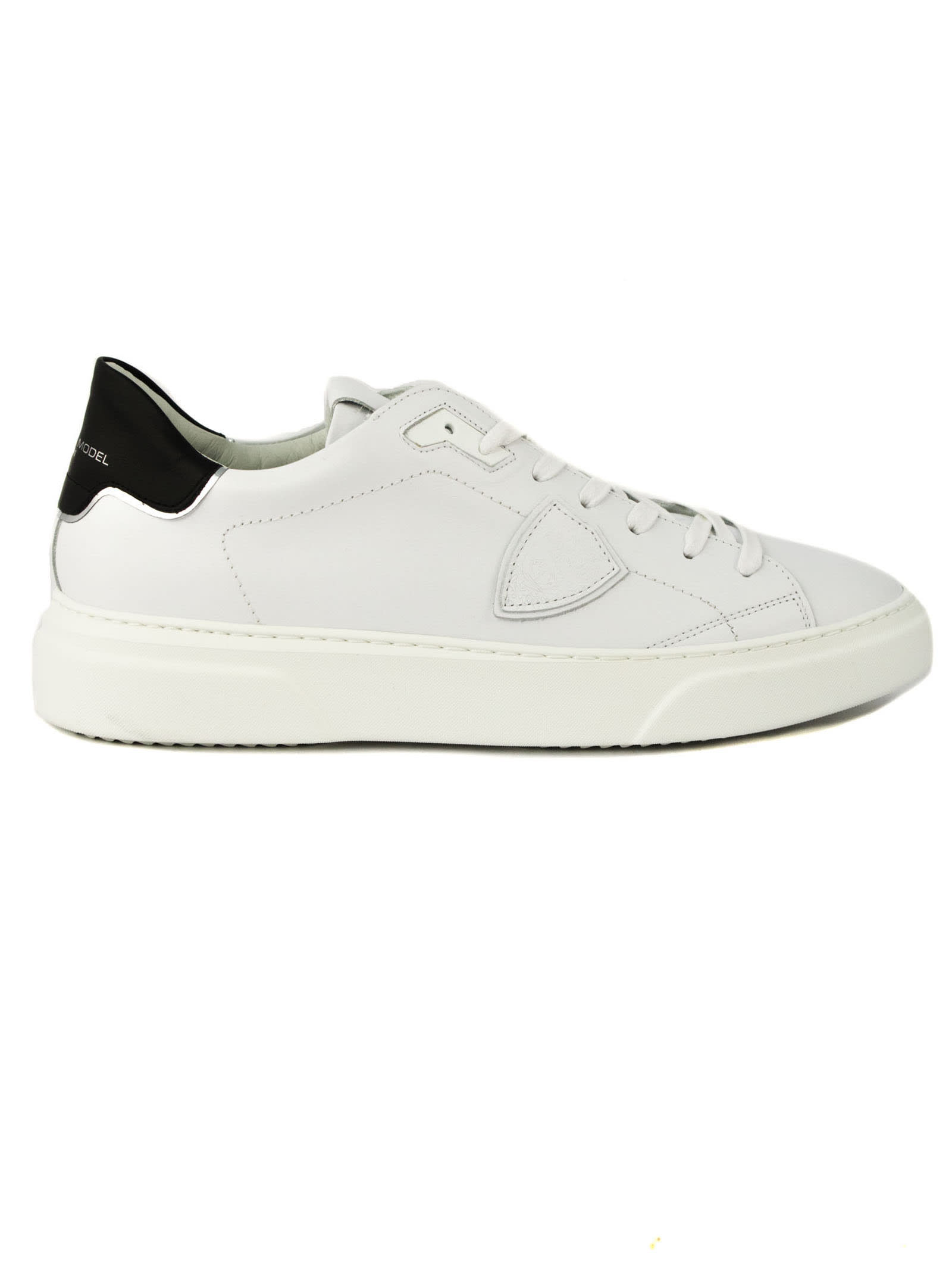 Philippe Model White Temple S Sneakers