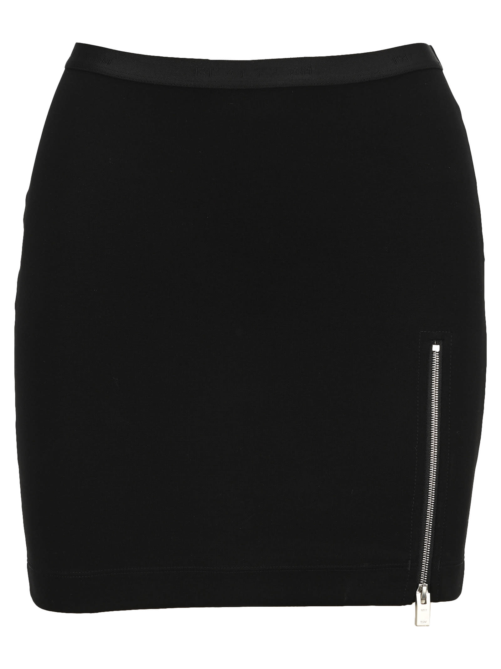 Alyx Mini skirts ALYX ZIP DETAIL MINI SKIRT