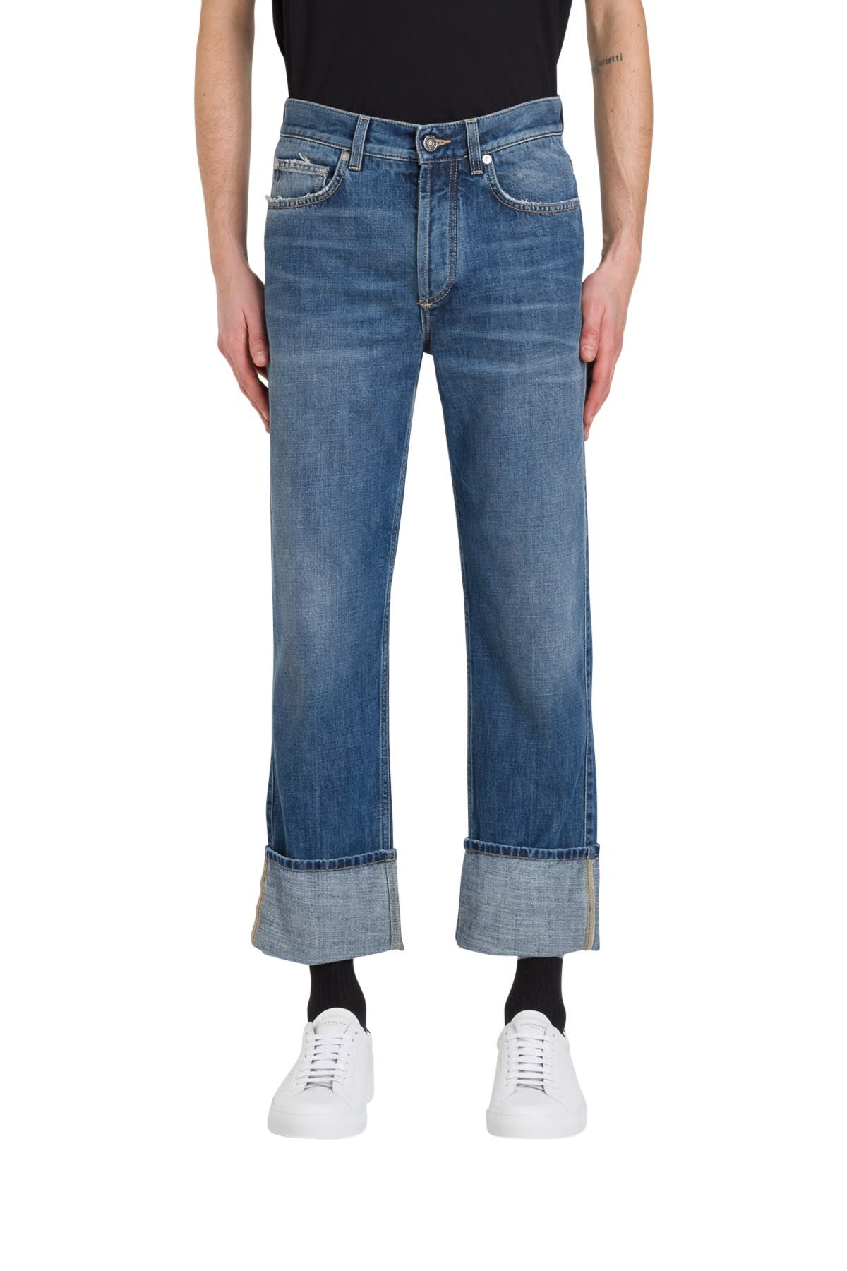 Givenchy Cropped Jeans