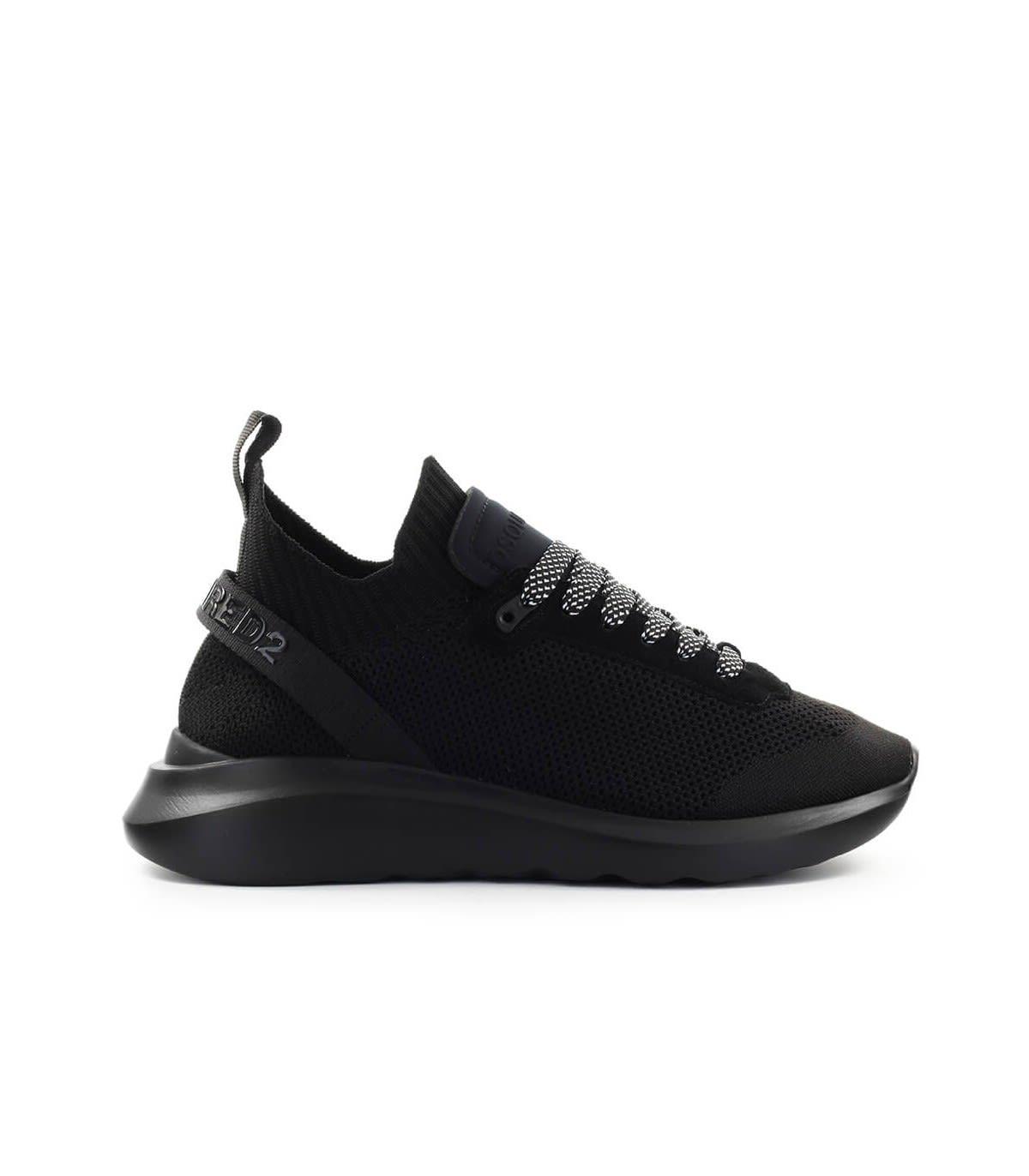 Dsquared2 Speedster Black Sneaker