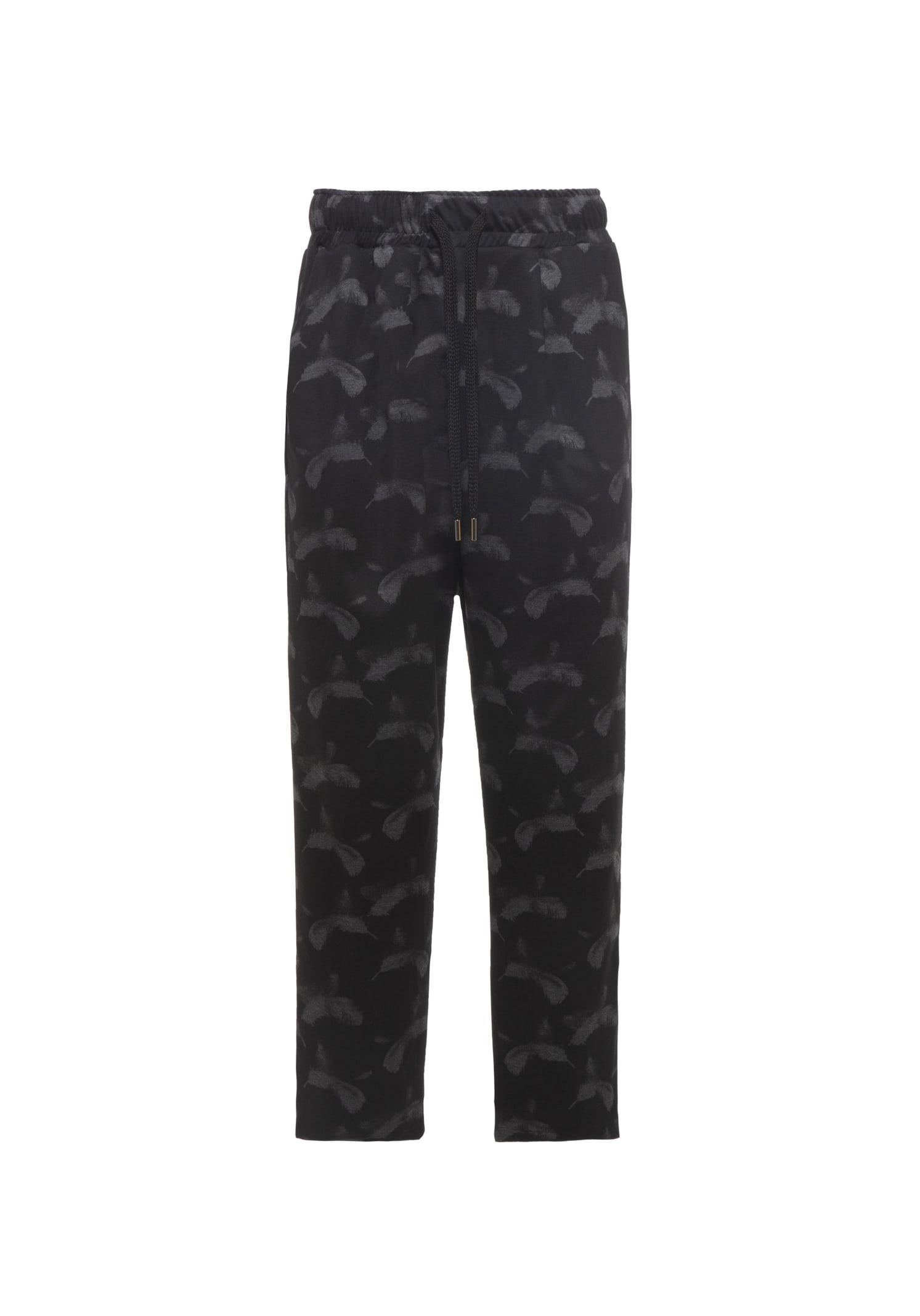 Pants Chino Plume Black