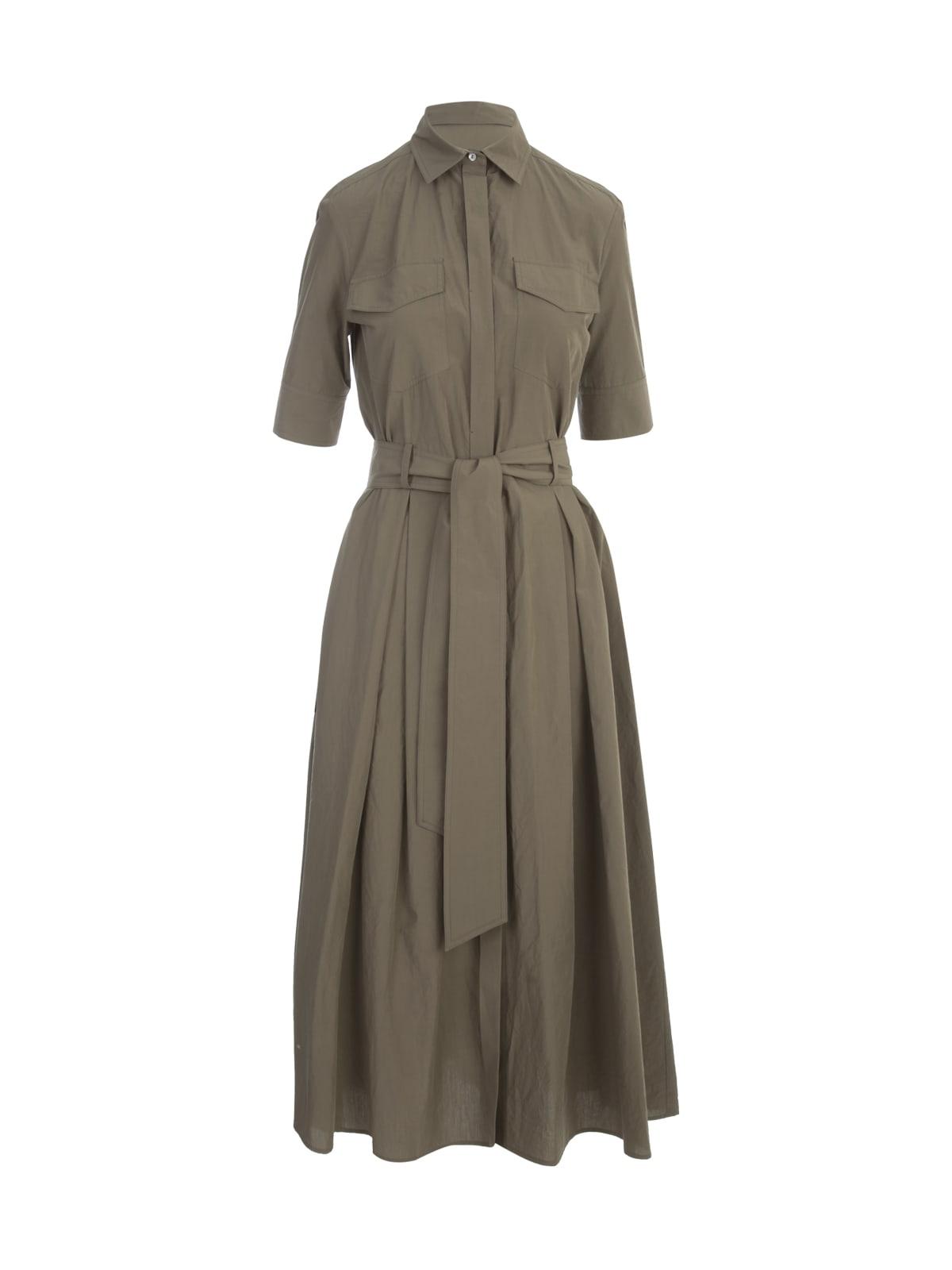 Buy Antonelli Longuette Chemisier S/s Dress online, shop Antonelli with free shipping