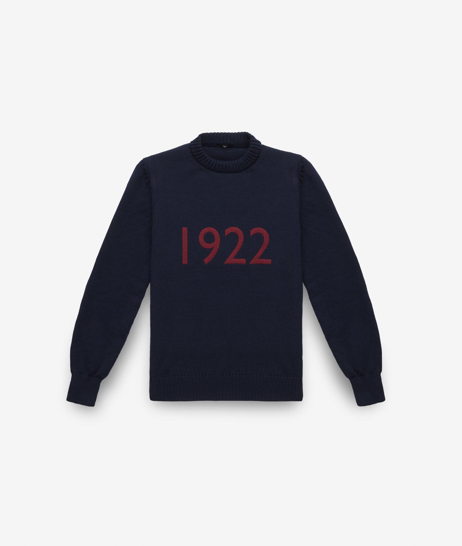 Crew Neck Sweater 1922