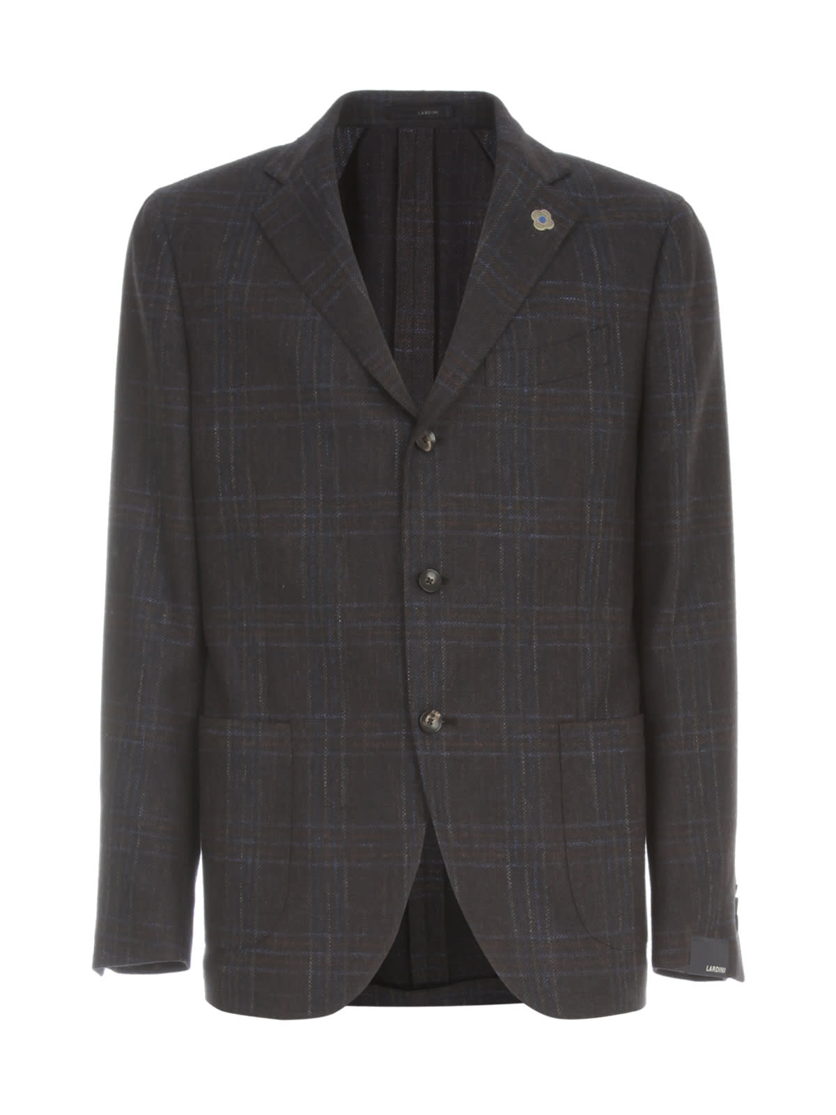 Checked Jacket Lardini
