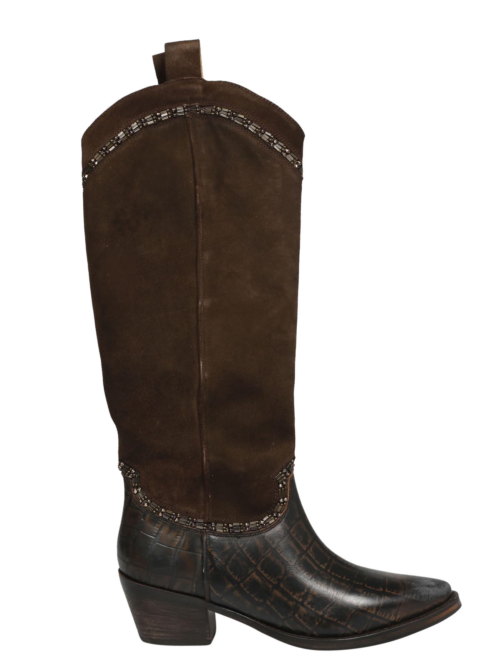 Texan Boot