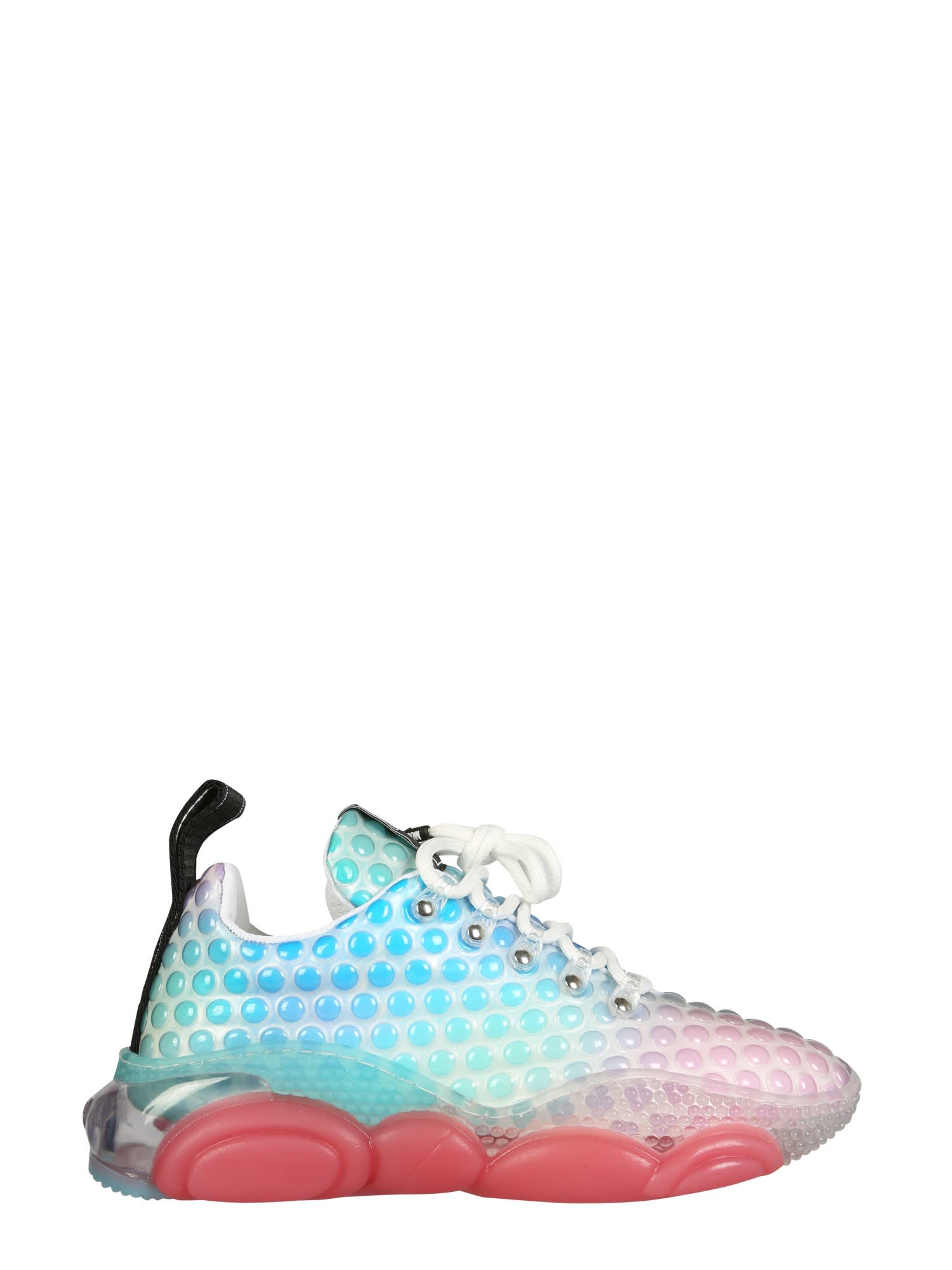 Moschino DOUBLE BUBBLE SNEAKERS