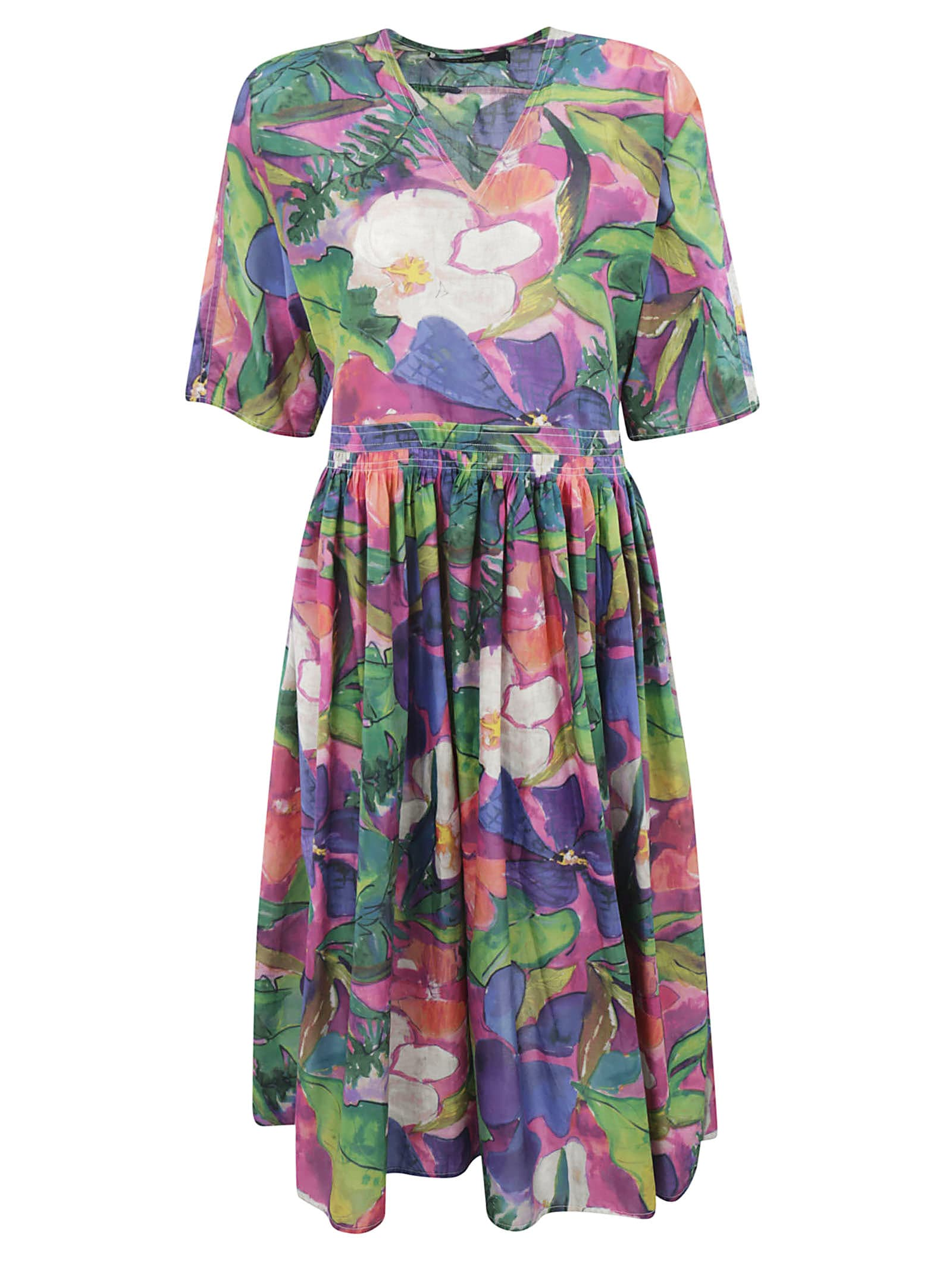 Sofie dHoore Floral Print Dress