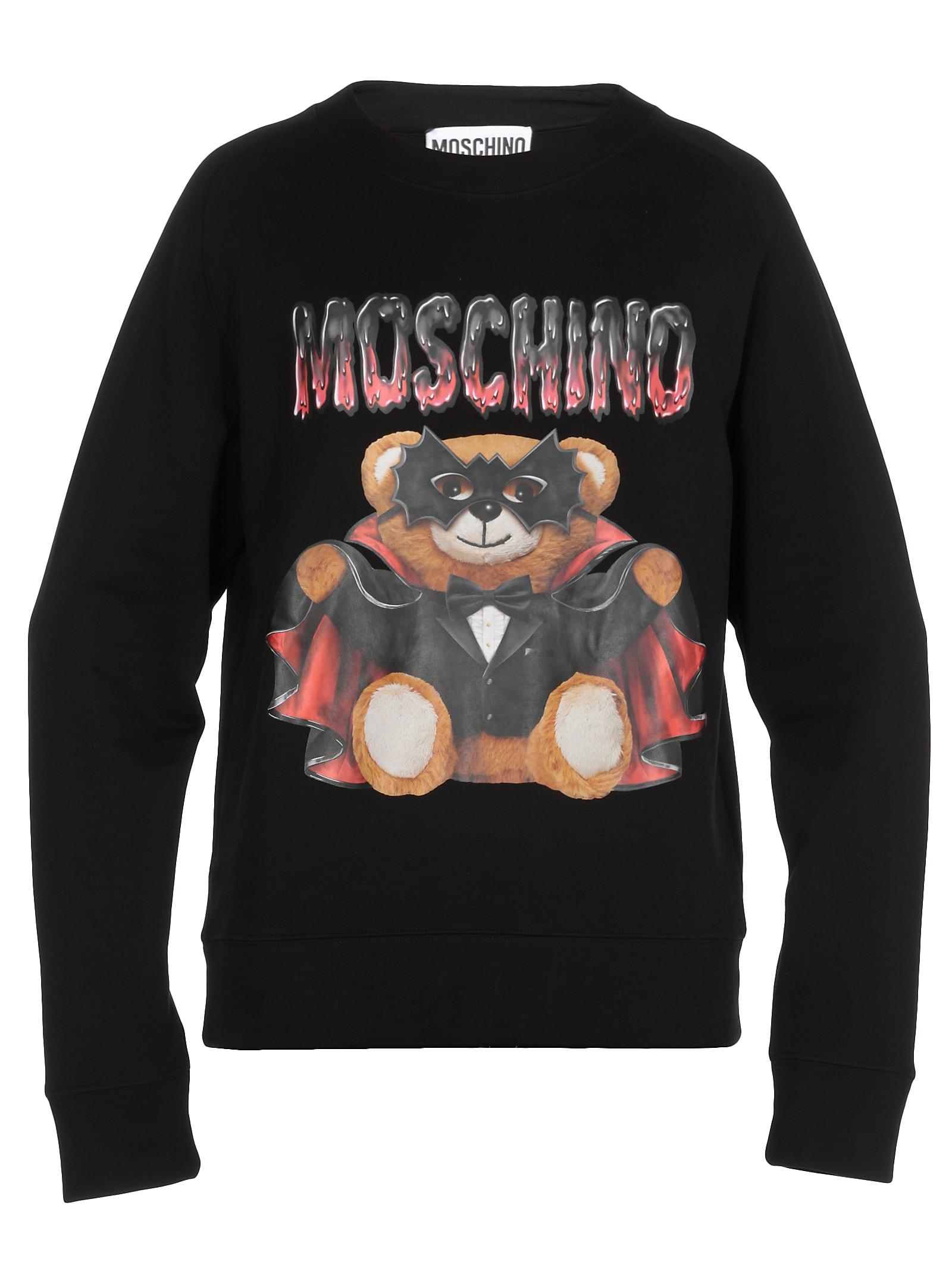 Moschino Cotton Sweatshirt