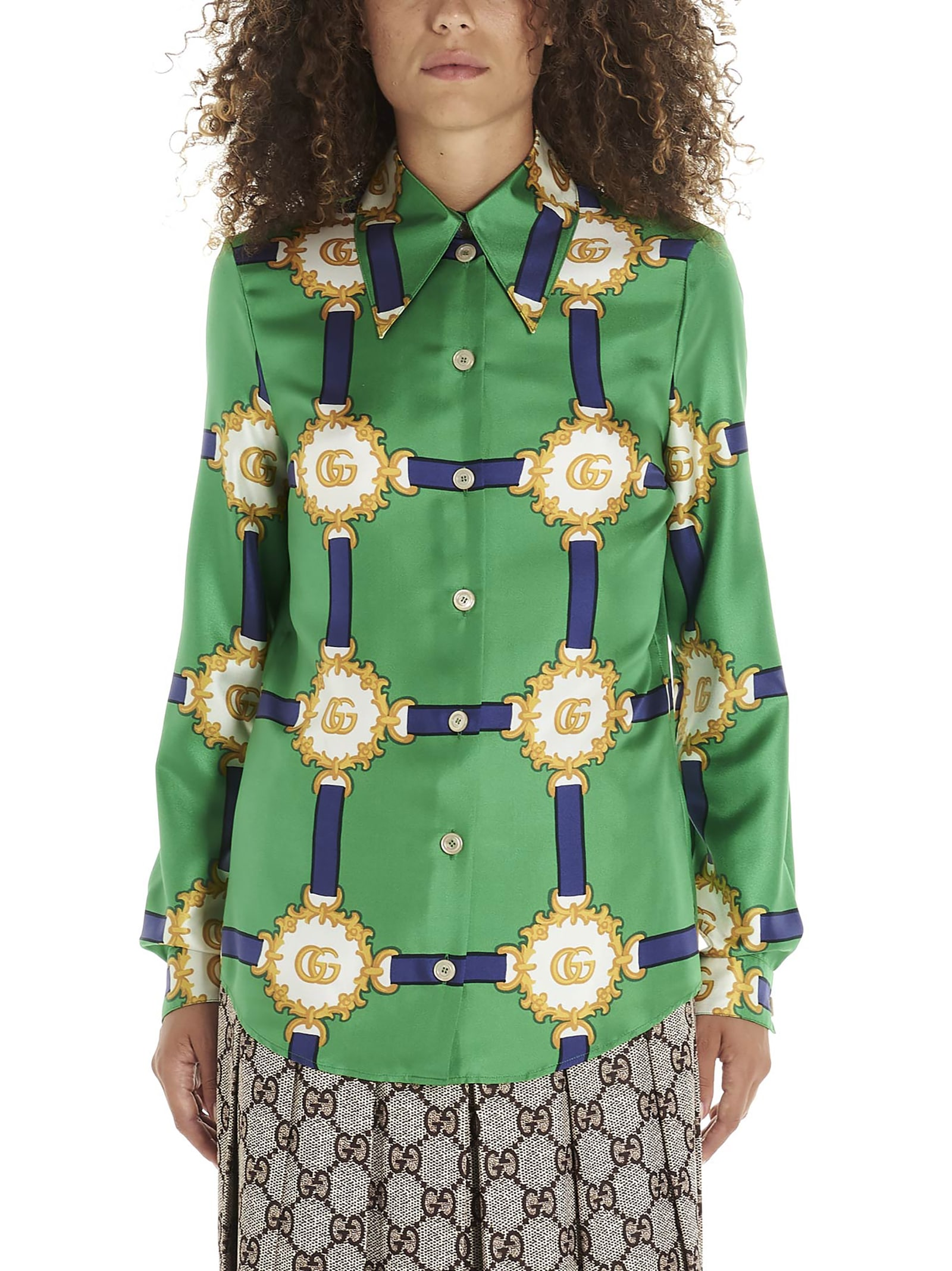 Gucci gg Doubloon Shirt