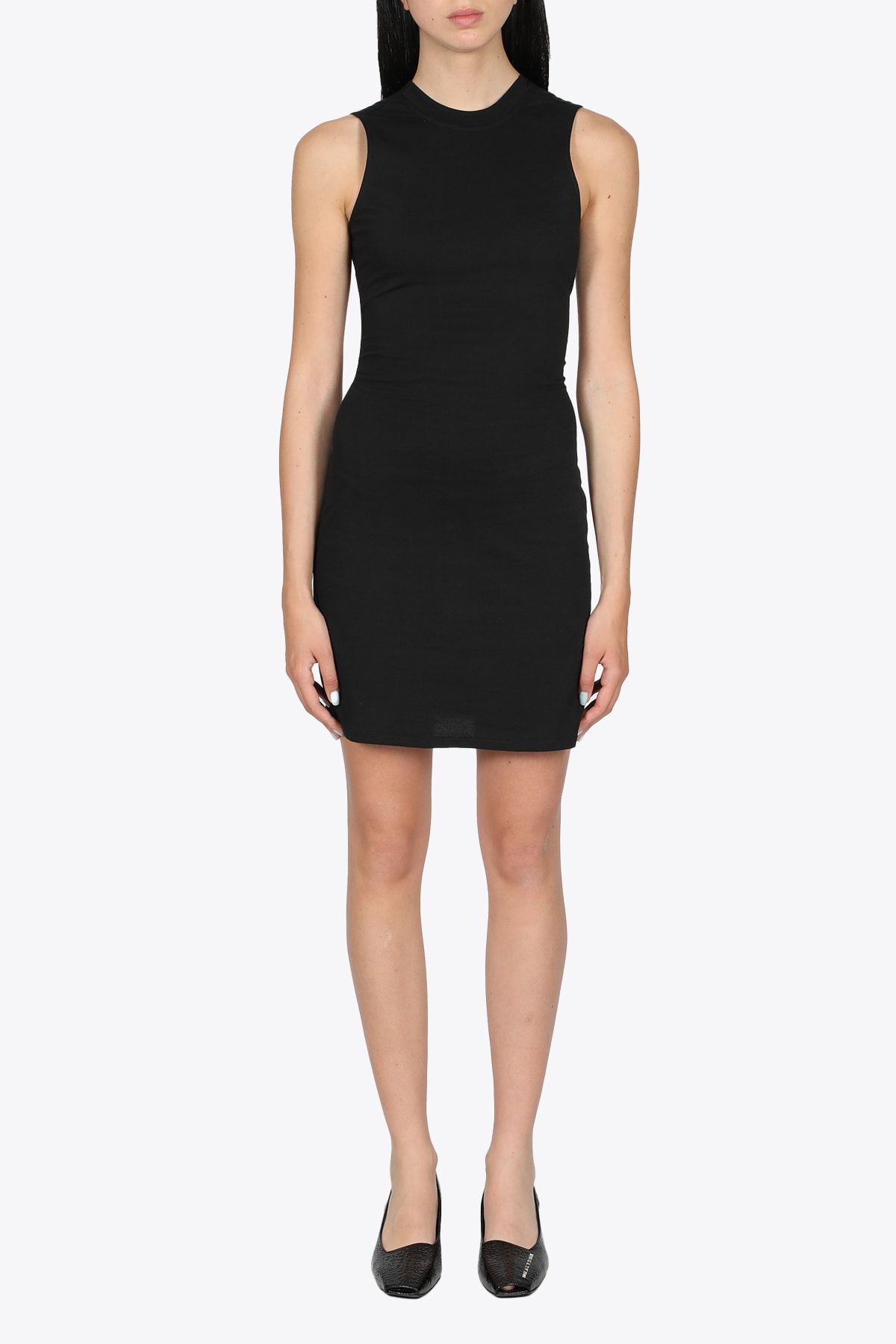 Buy 1017 ALYX 9SM Cut Out T-shirt Tank Dress online, shop 1017 ALYX 9SM with free shipping