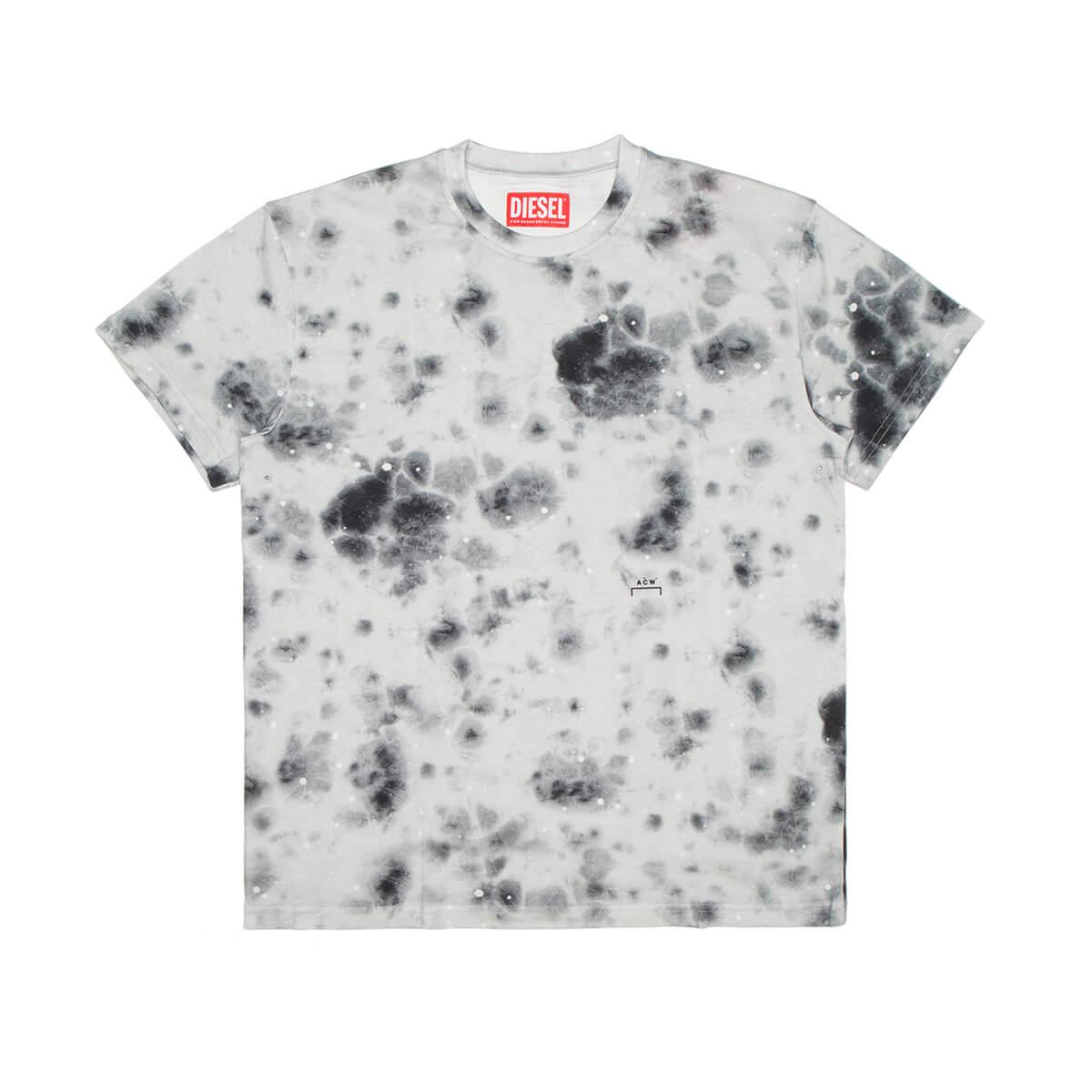 Diesel Stain Print T-shirt