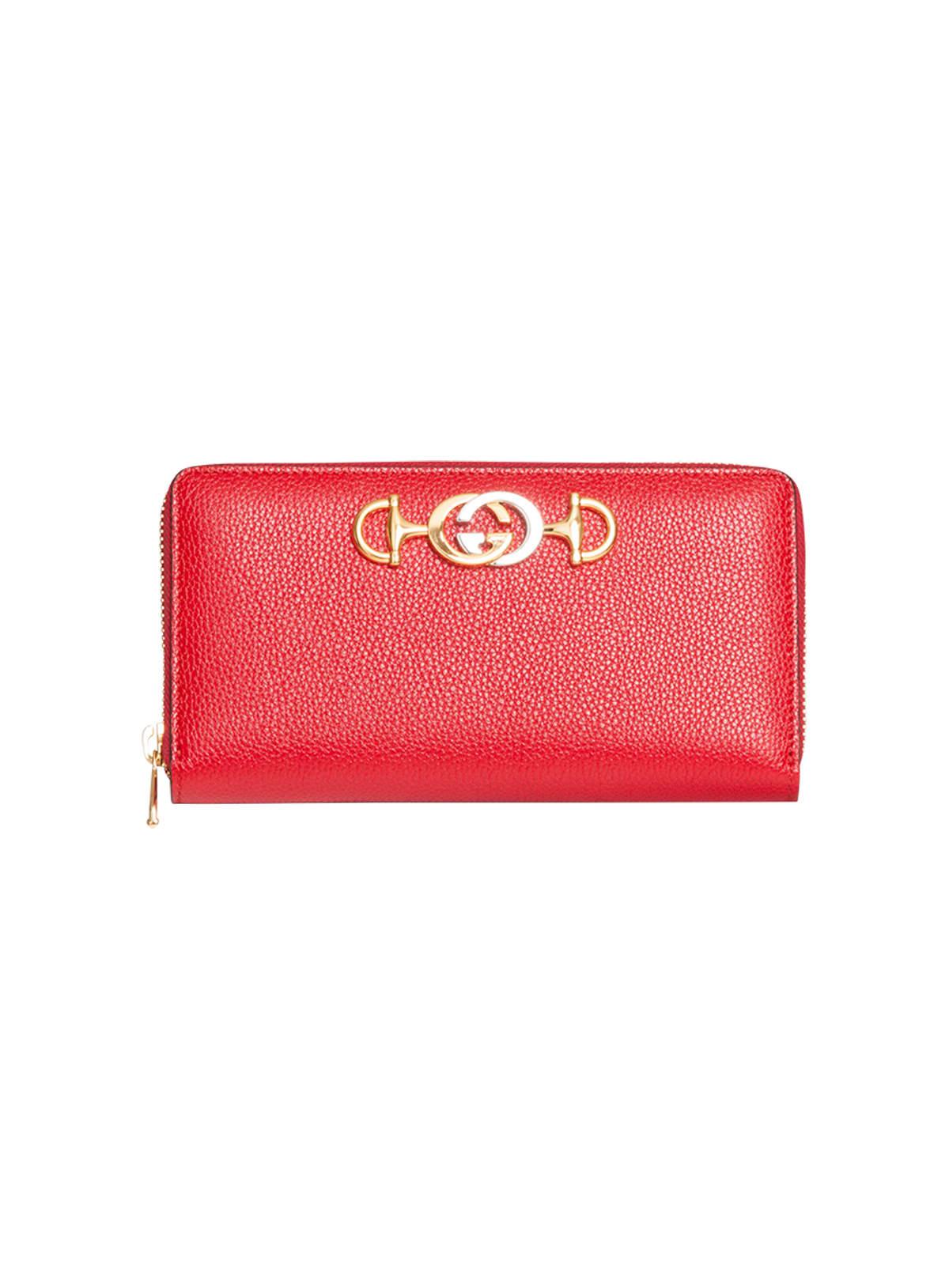 Gucci Zumi Zipped Wallet