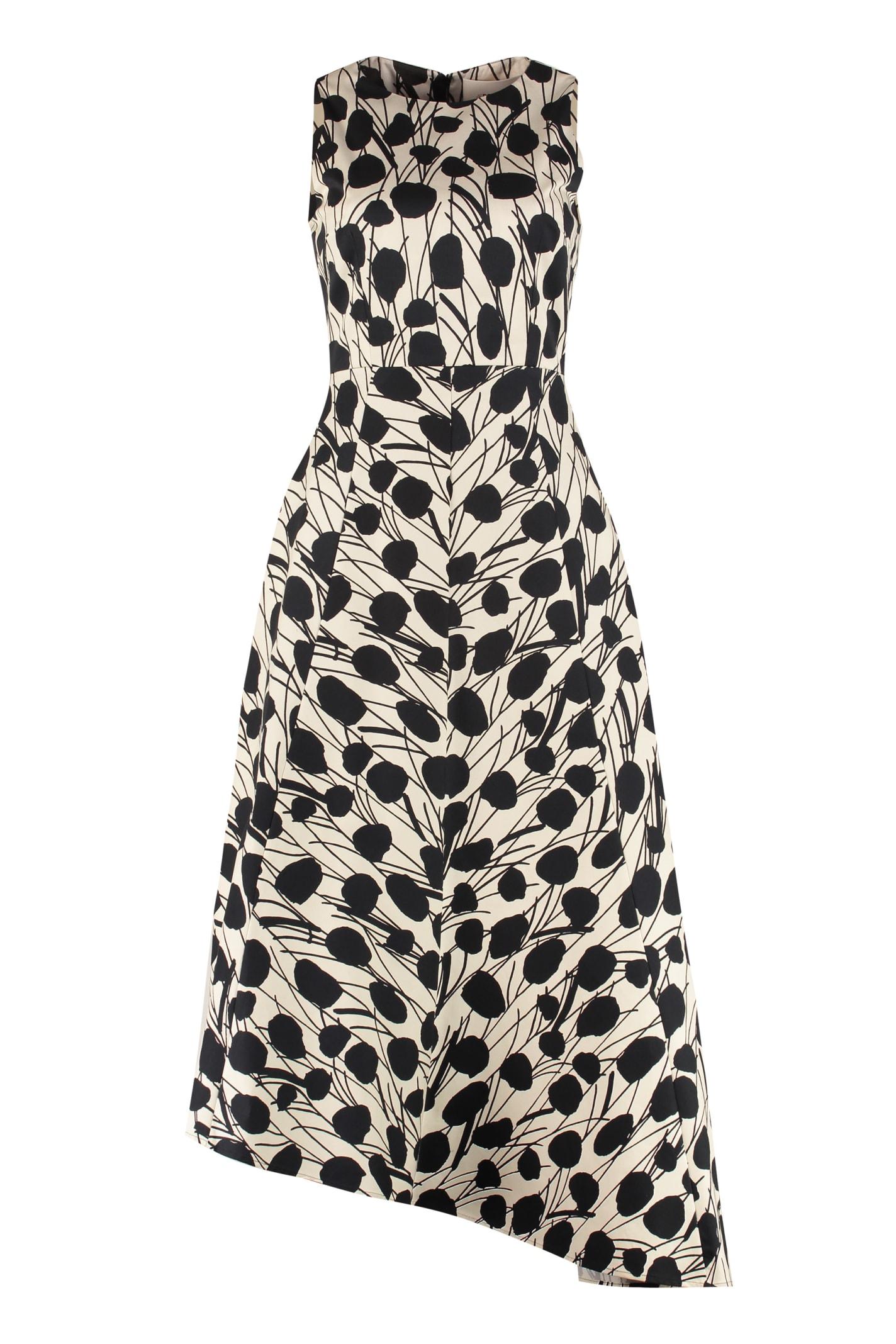 Buy La DoubleJ Pina Patterned Cotton Dress online, shop La DoubleJ with free shipping