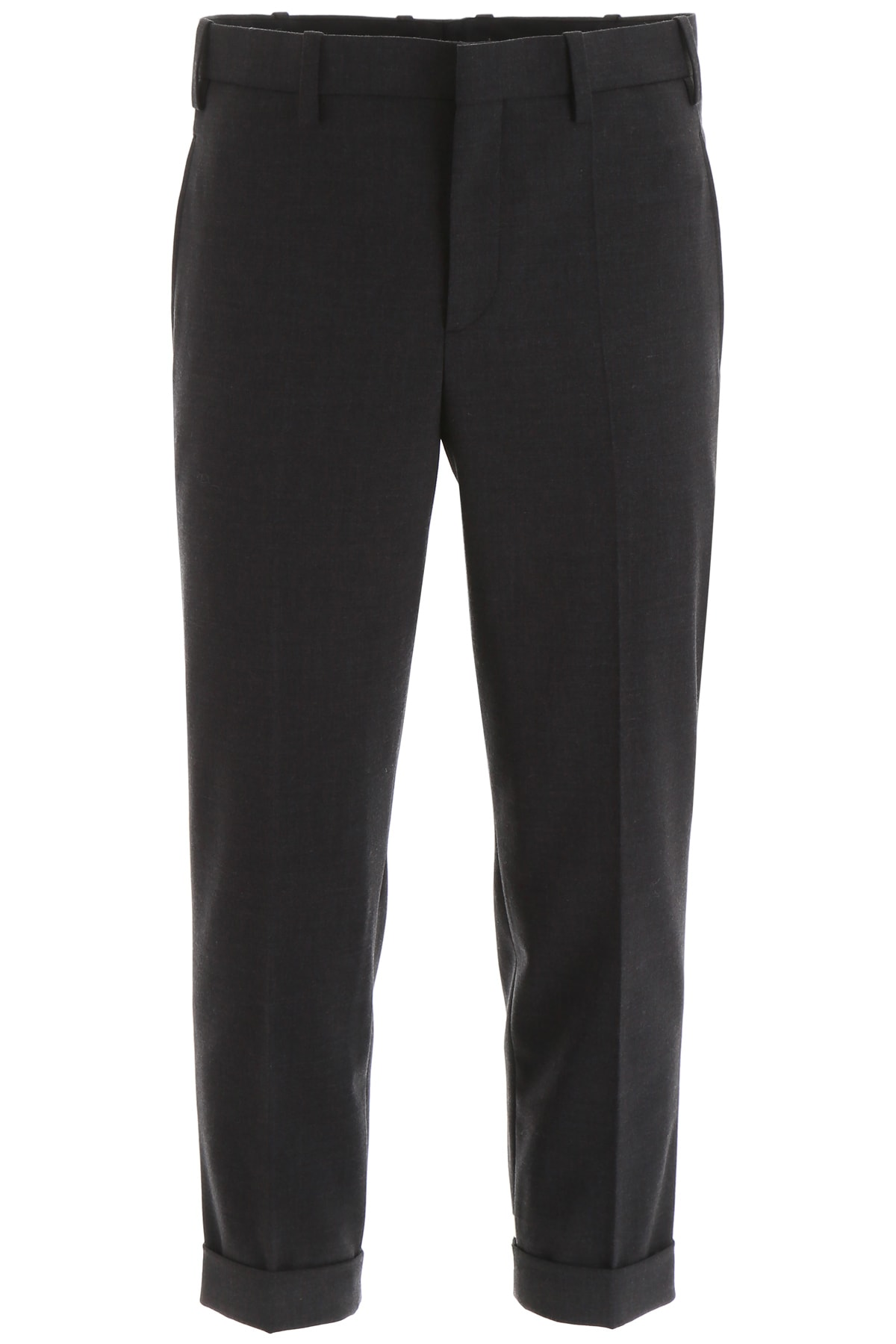 Neil Barrett Trousers With Double Band