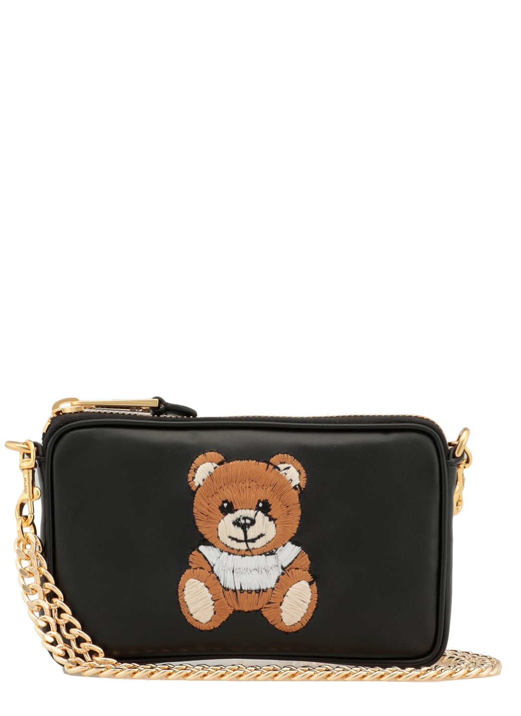 Moschino TEDDY SHOULDER BAG