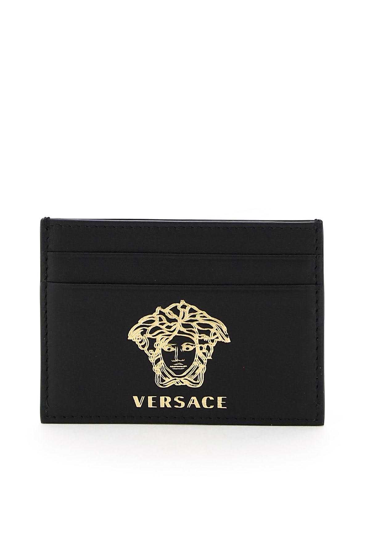 Versace MEDUSA CARD HOLDER