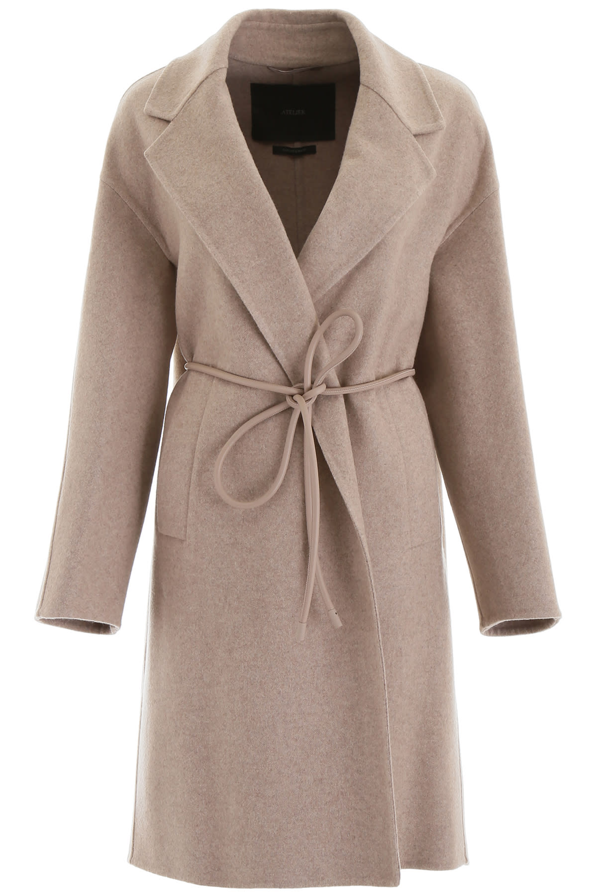 Max Mara Atelier Plava Coat