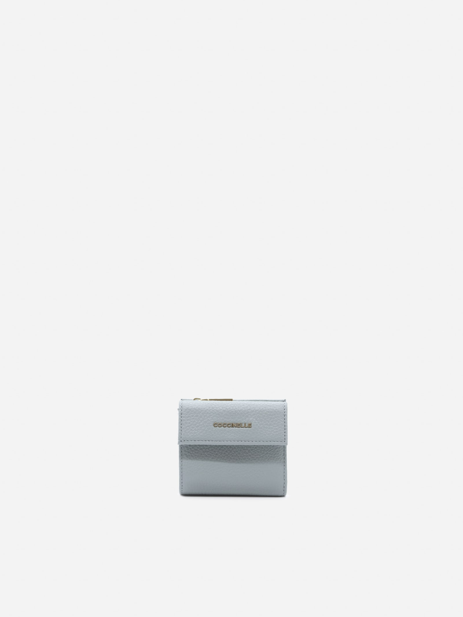 Metallic Soft Leather Wallet