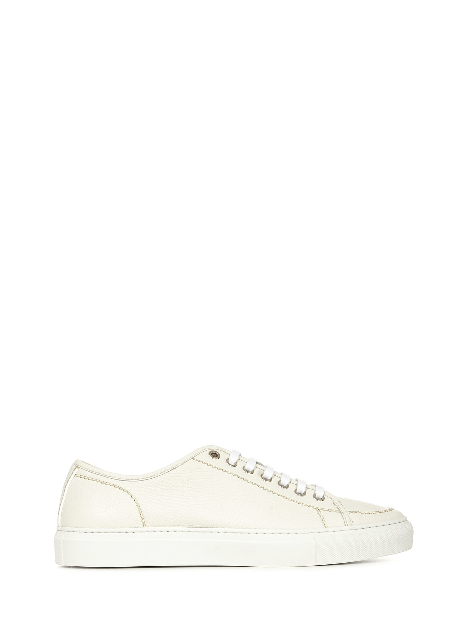 Brioni Leathers SNEAKERS