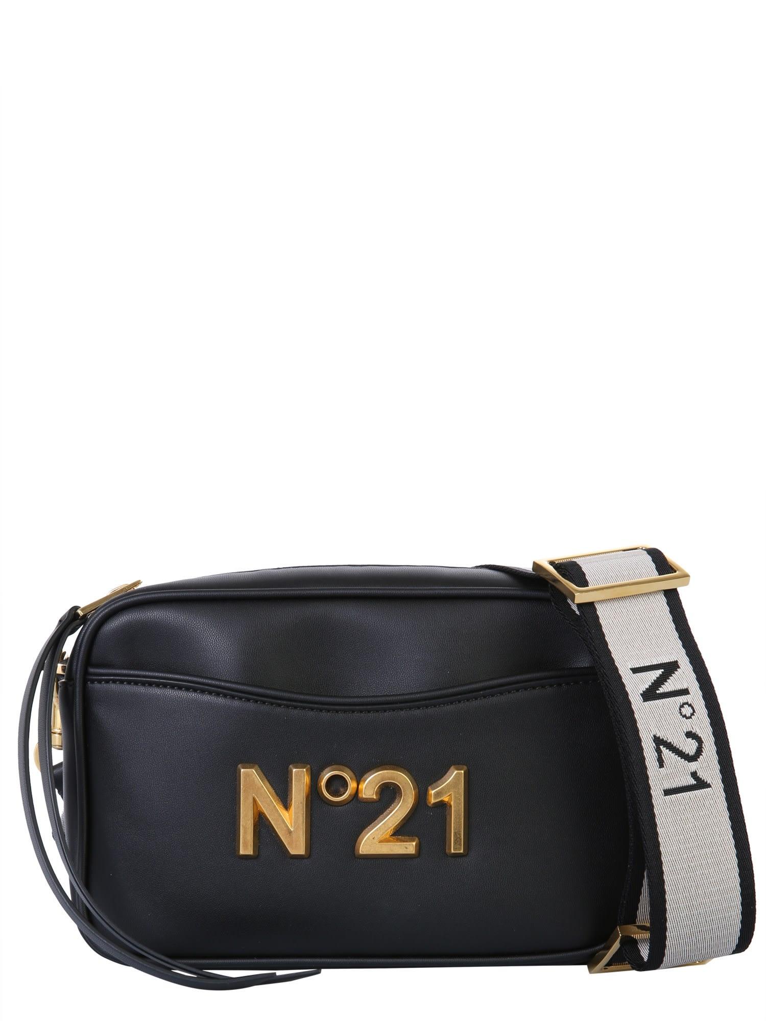 N°21 SHOULDER BAG WITH LOGO