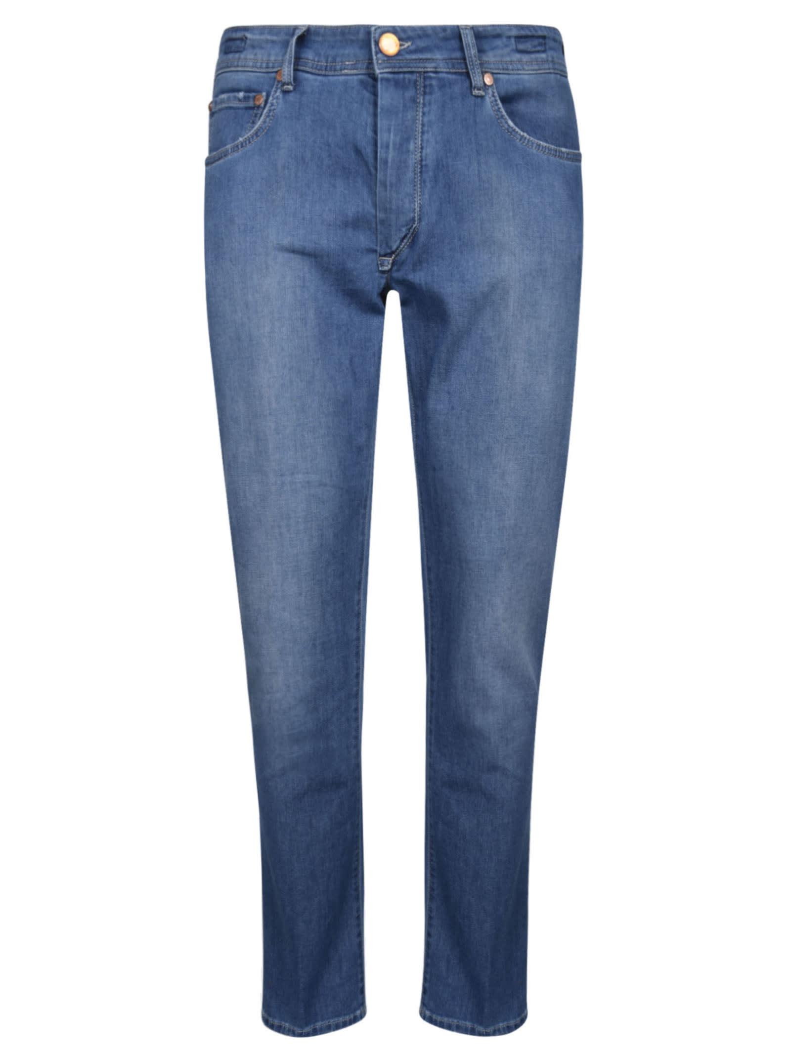 Regular 5 Pocket Jeans