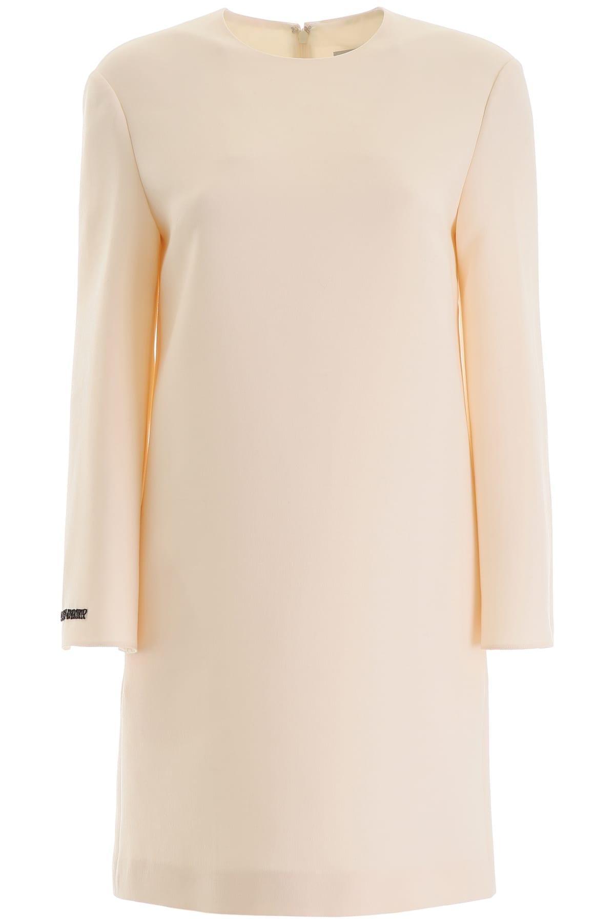 Valentino Poetry Embroidery Mini Dress