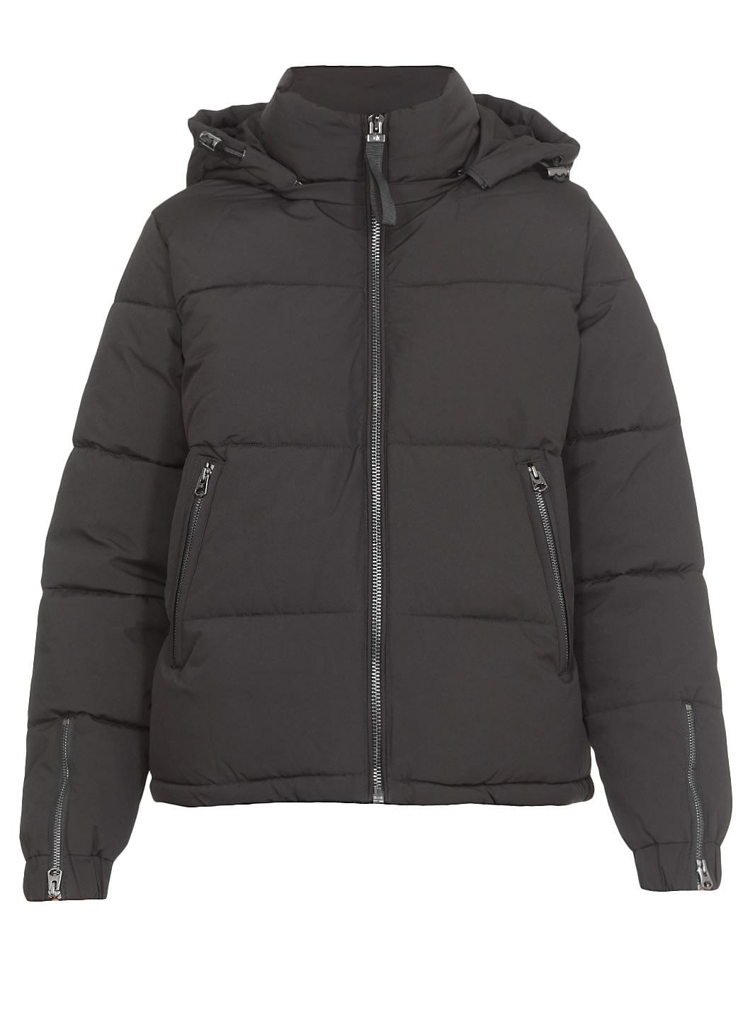 Calvin Klein Hooded Padded Down Jacket