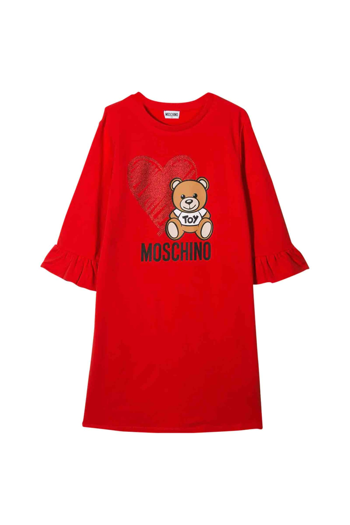 Moschino Heart Bear Dress