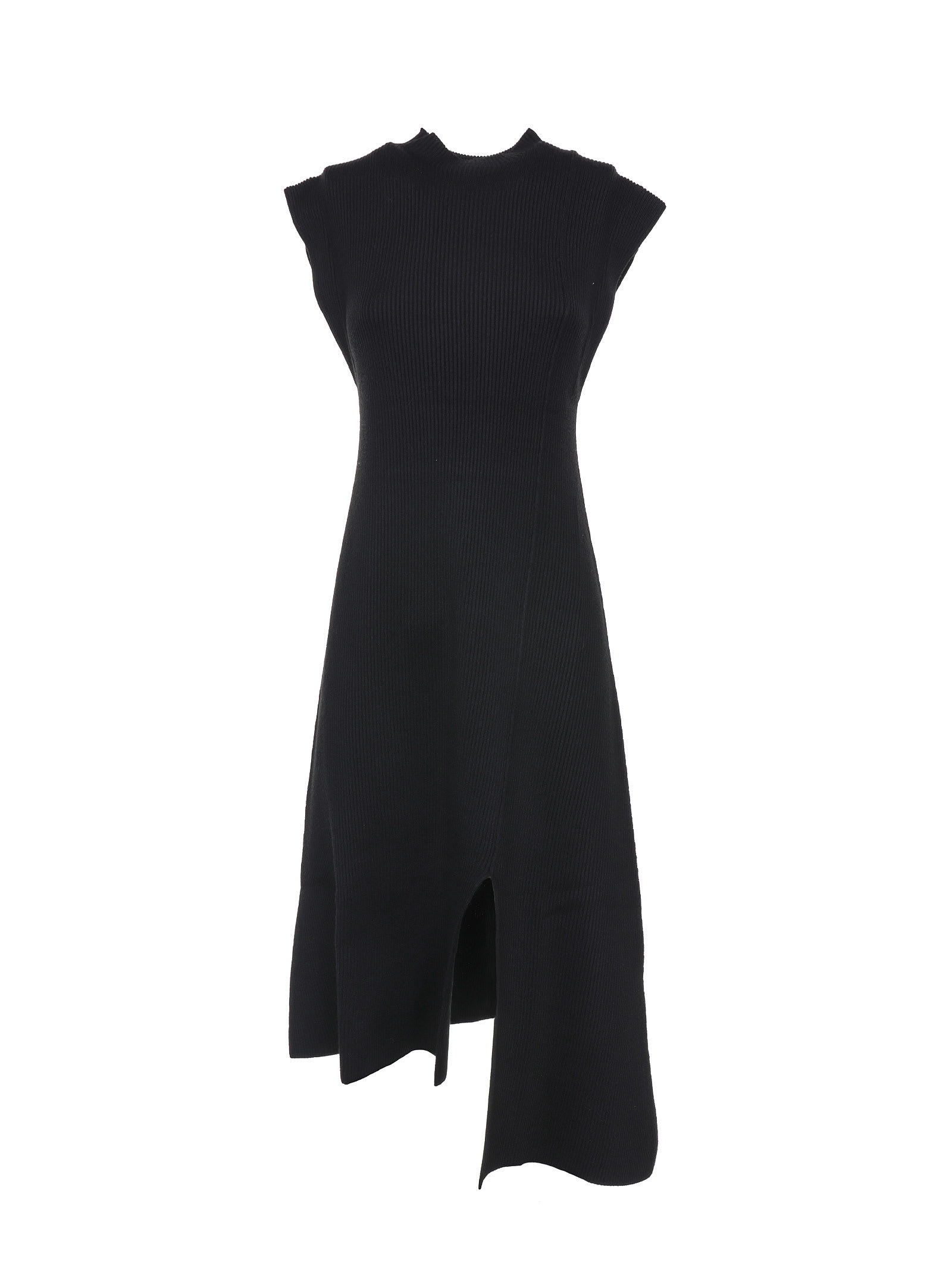 Buy Asymmetric Knitted Dress online, shop Kenzo with free shipping