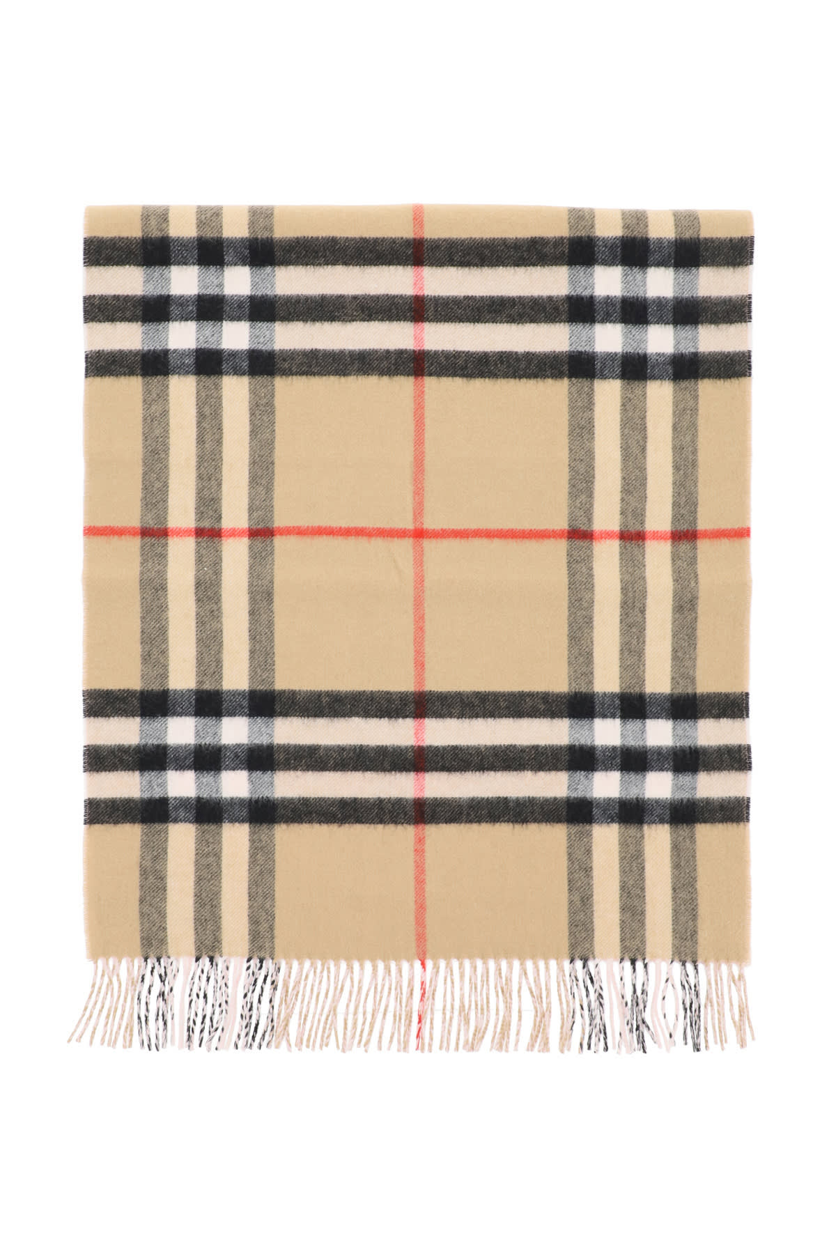 Burberry CASHMERE SCARF GIANT CHECK