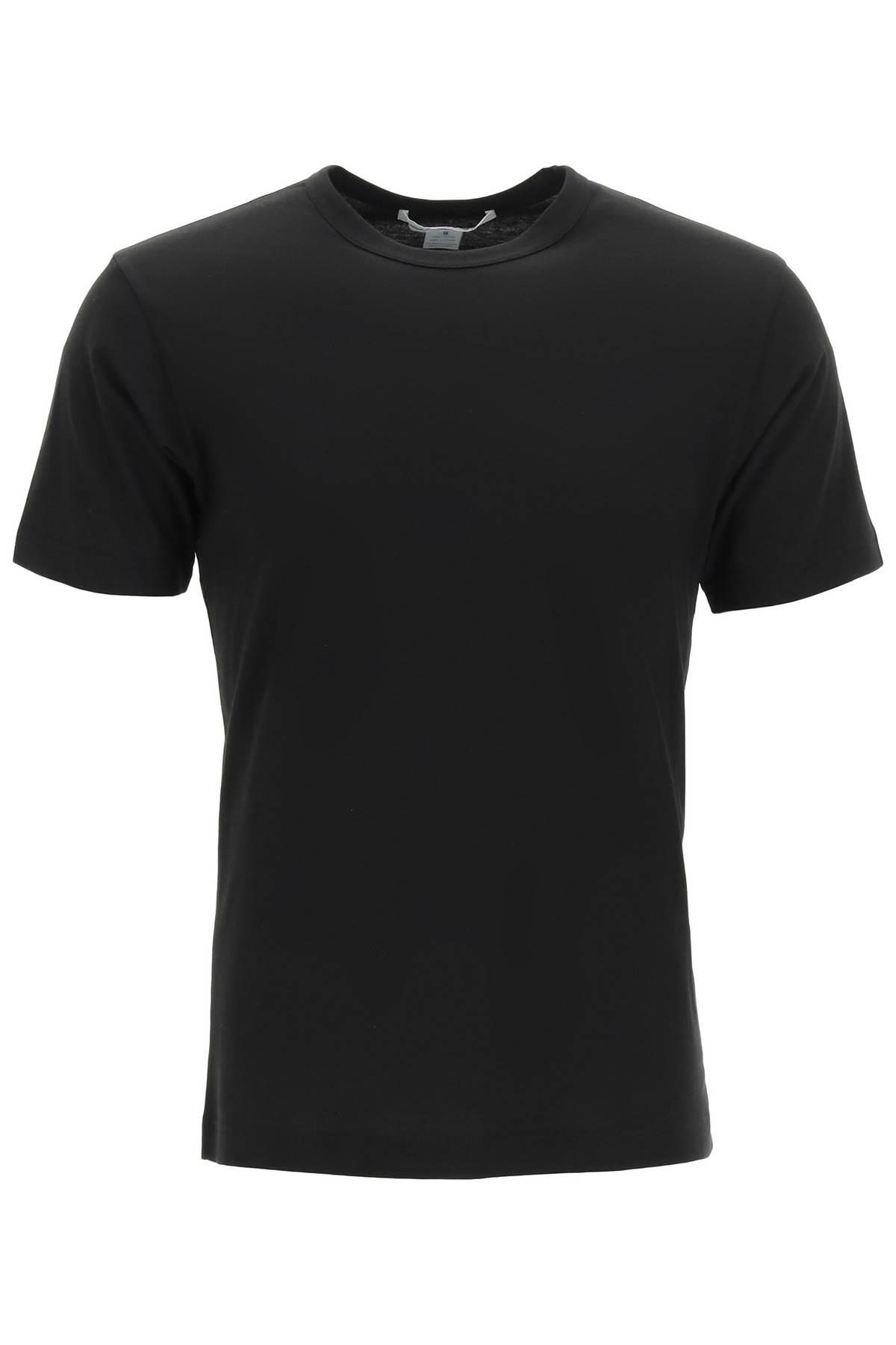 Basic T-shirt With Logo Print