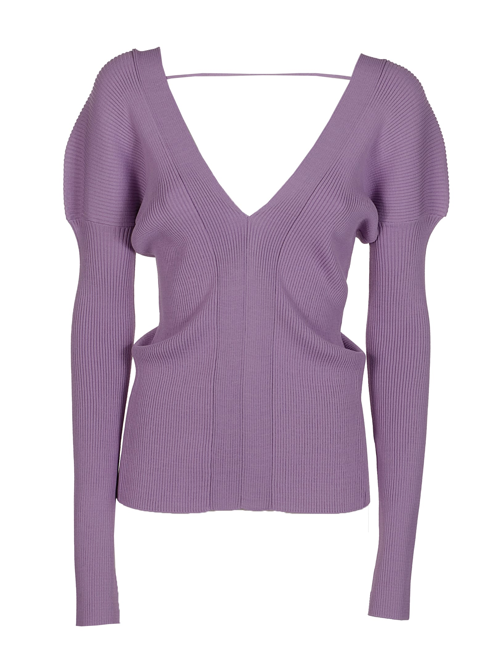 Emily Knot Back Top