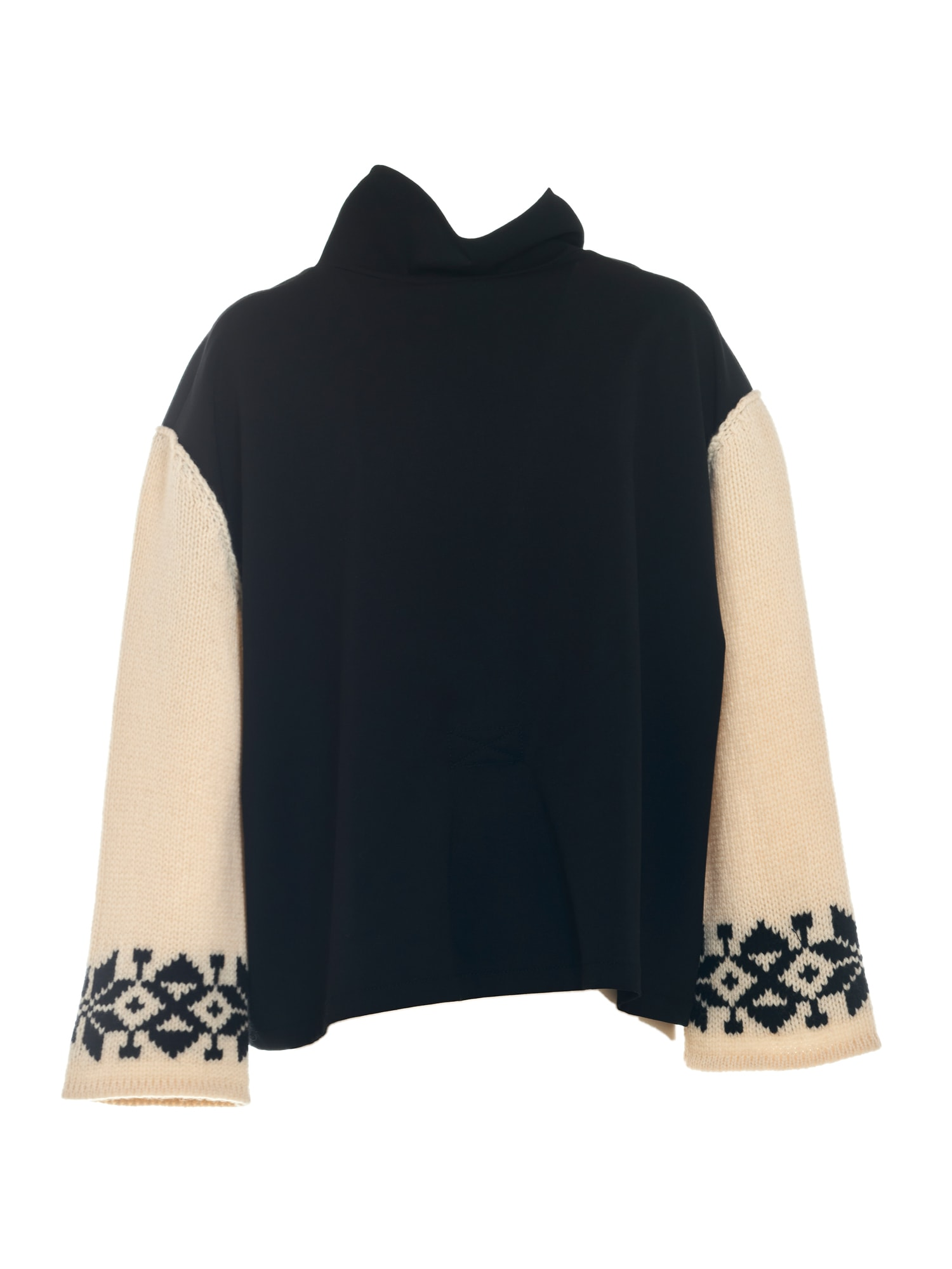 Cold Outsdie Top
