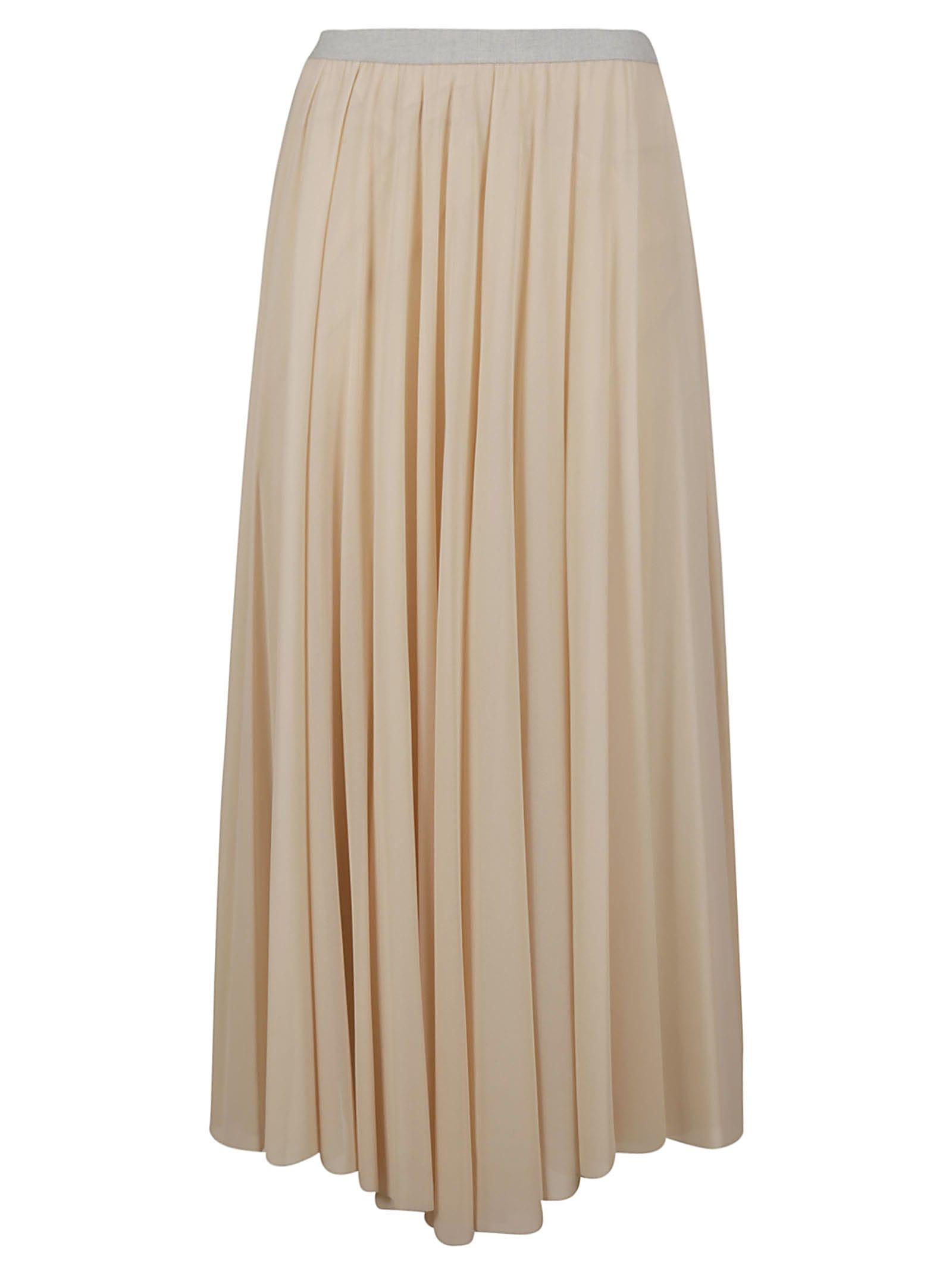 Fabiana Filippi Classic Pleated Skirt