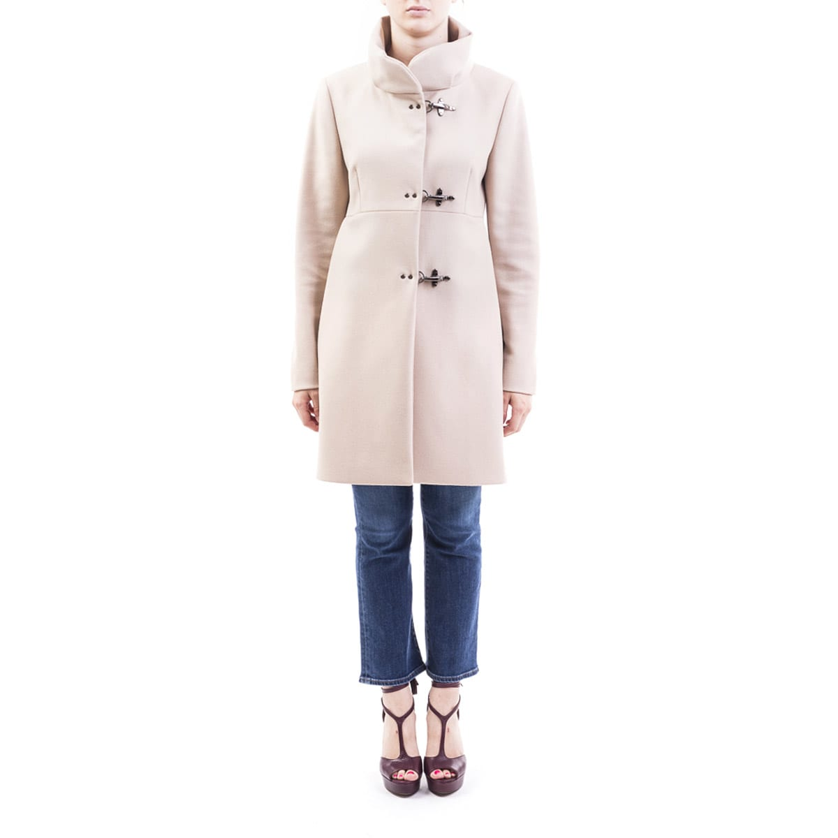 Fay Virgin Wool Coat