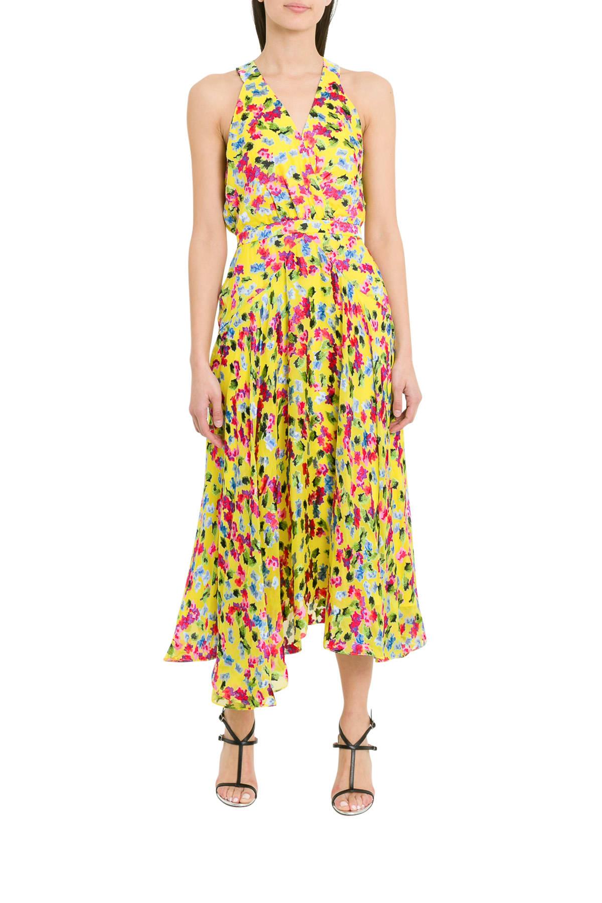 Saloni Rita Midi Dress
